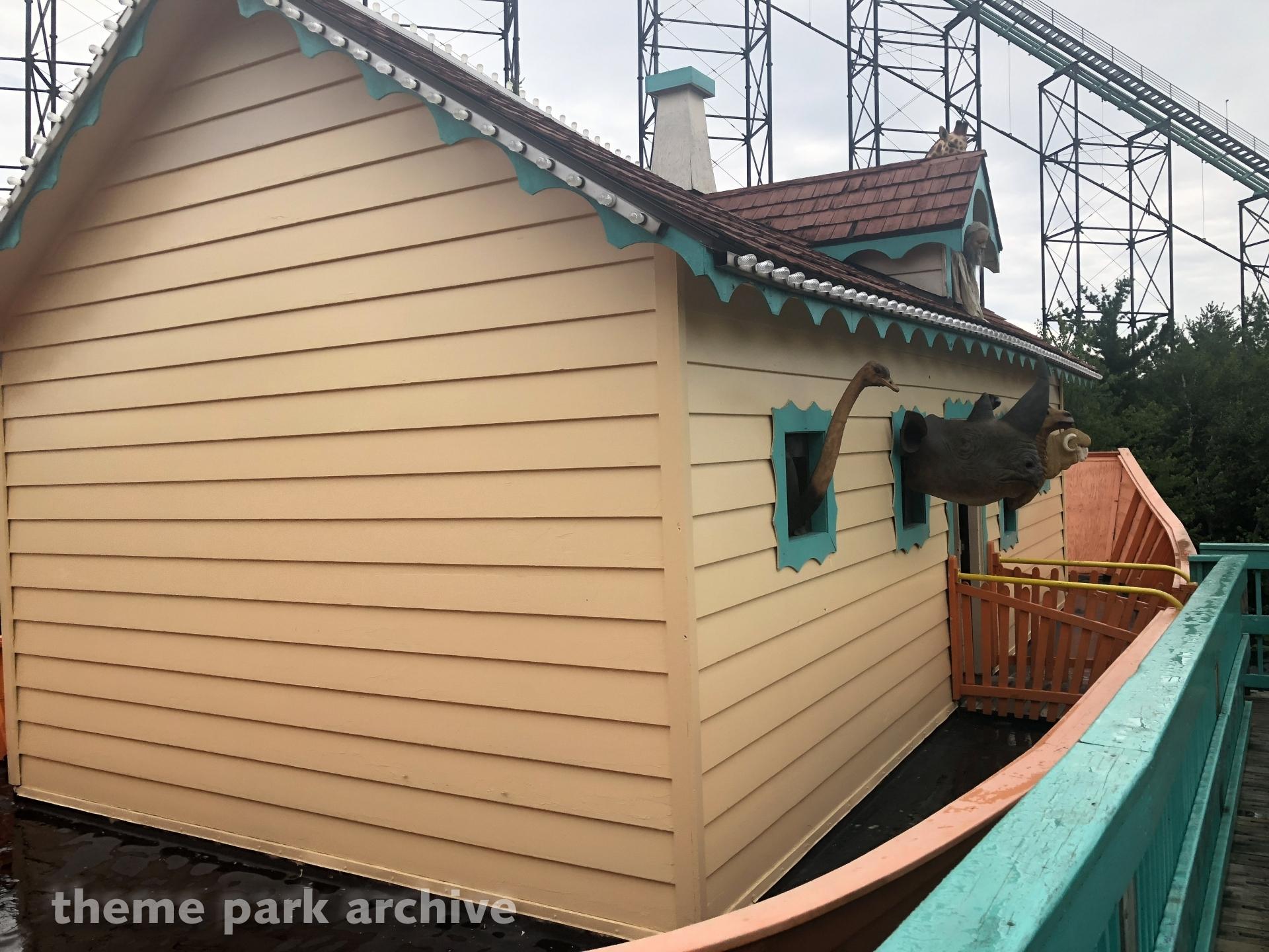 Noah's Ark at Kennywood