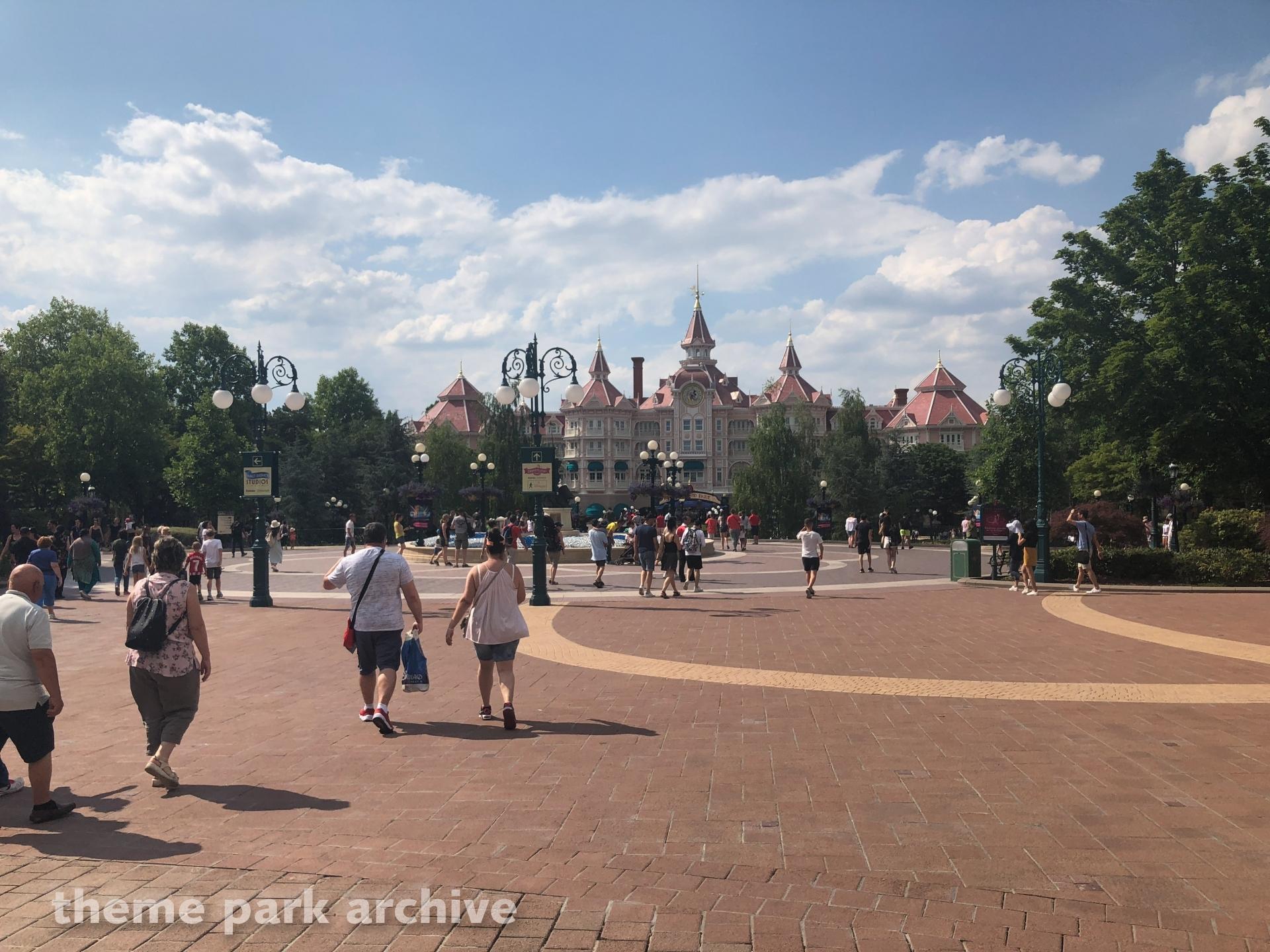 Misc at Disney Village