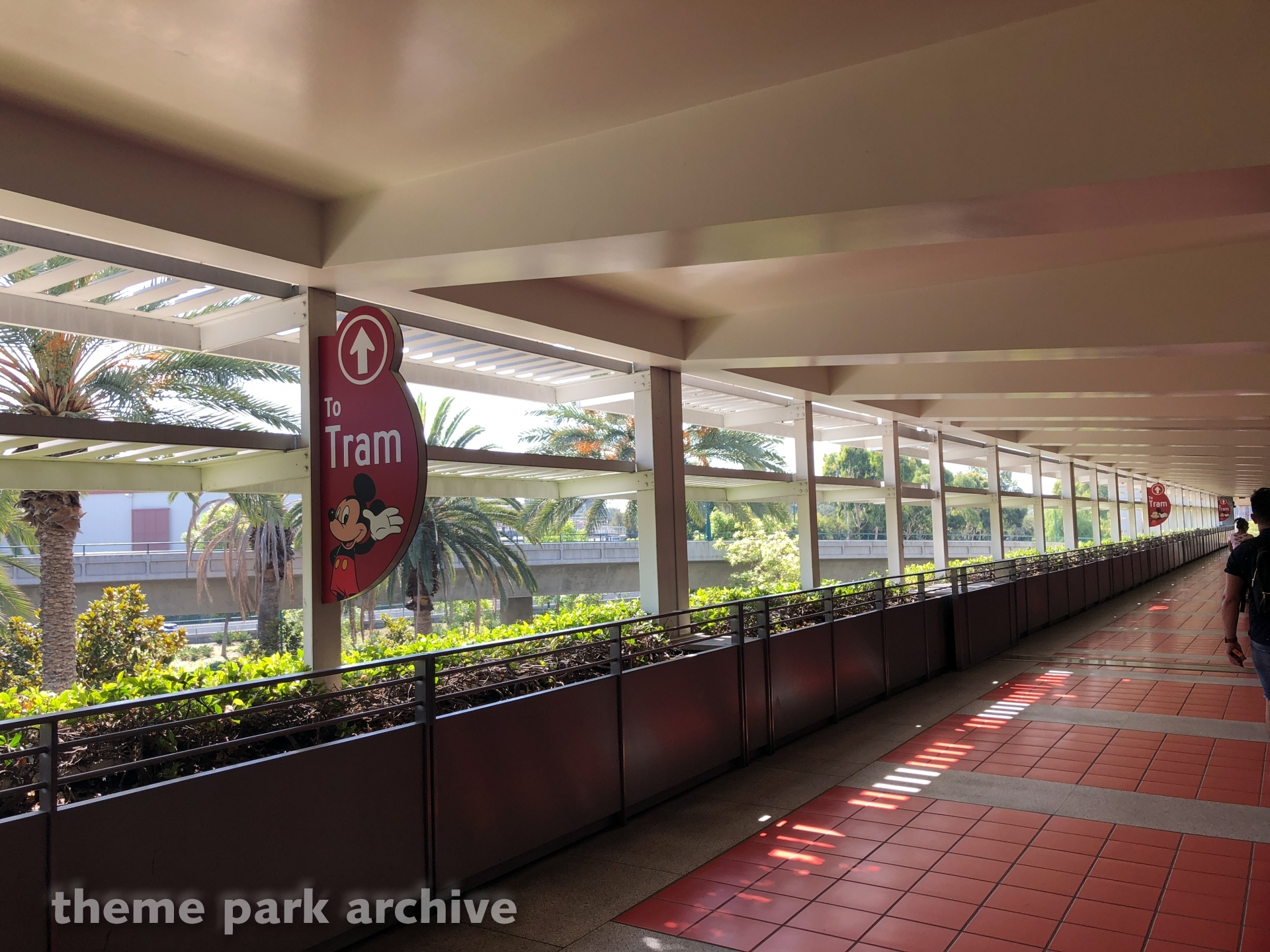 Mickey & Friends Parking Structure at Downtown Disney Anaheim