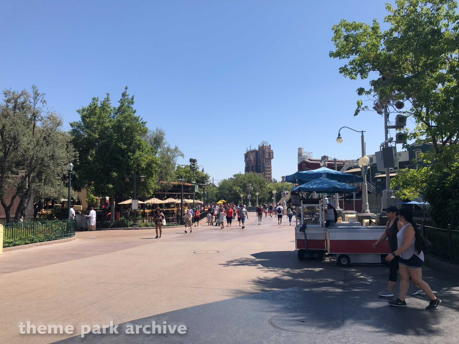Pacific Wharf at Disney California Adventure