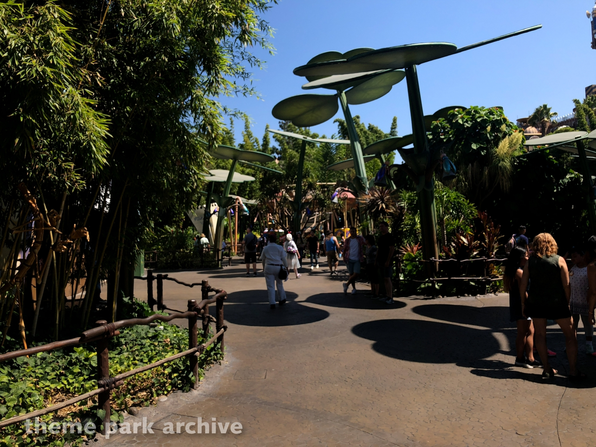 a bugs land at Disney California Adventure