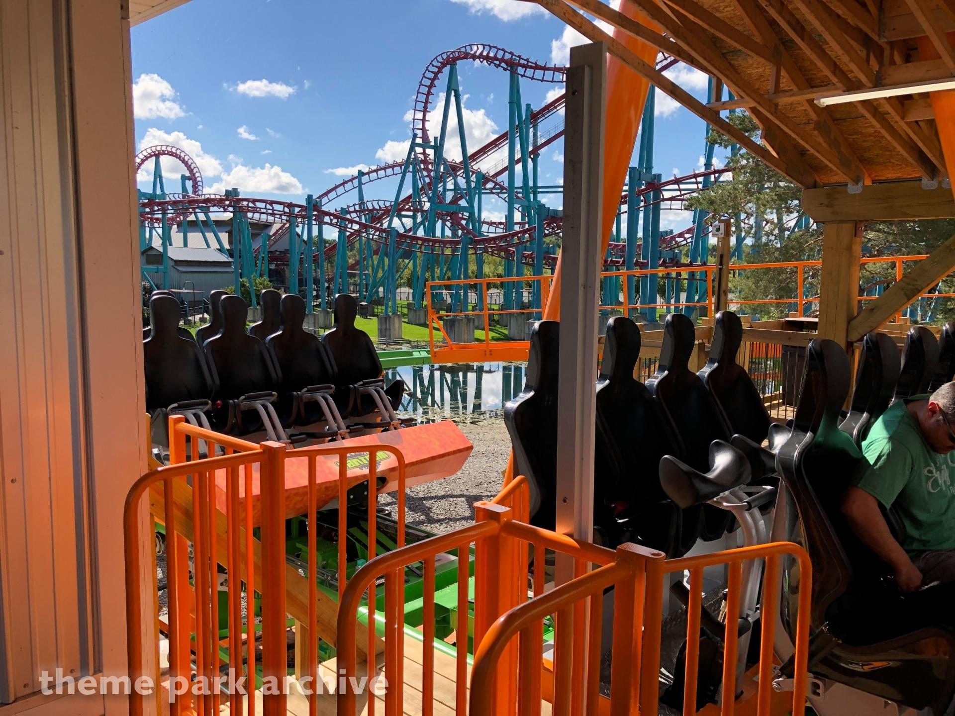 Tantrum at Six Flags Darien Lake