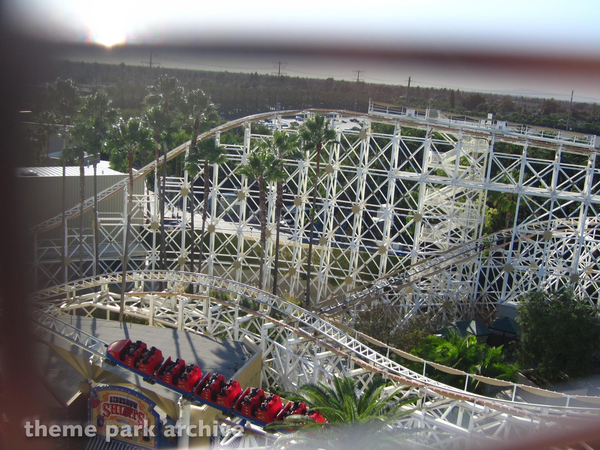 California Screamin' at Disney California Adventure