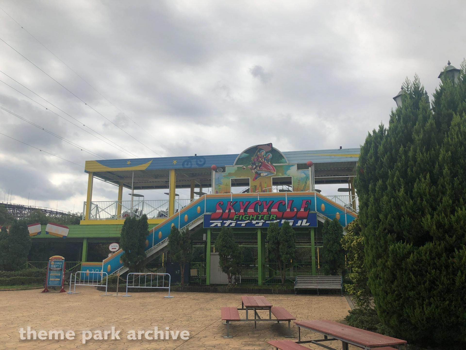 Sky Cycle at Tobu Zoo