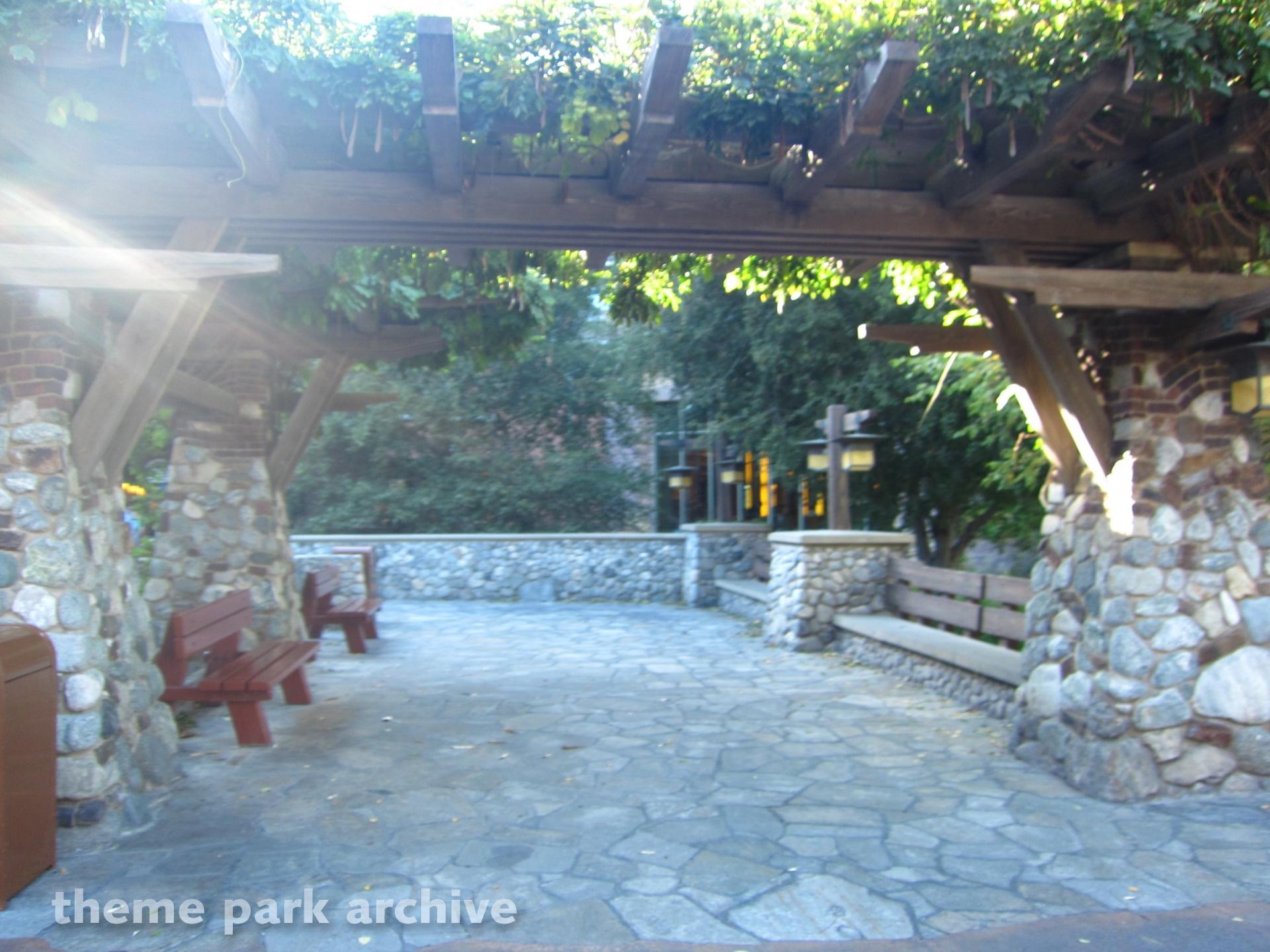 Grizzly Peak at Disney California Adventure