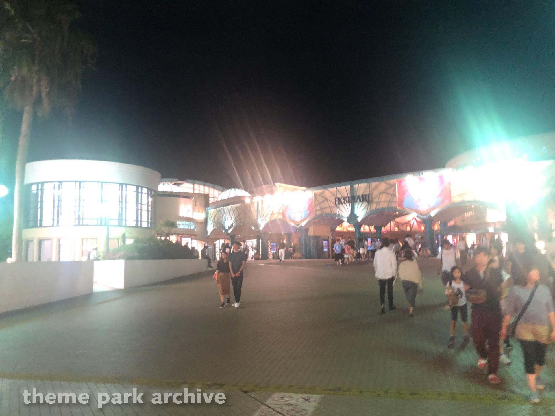 Ikspiari at Tokyo Disney Resort