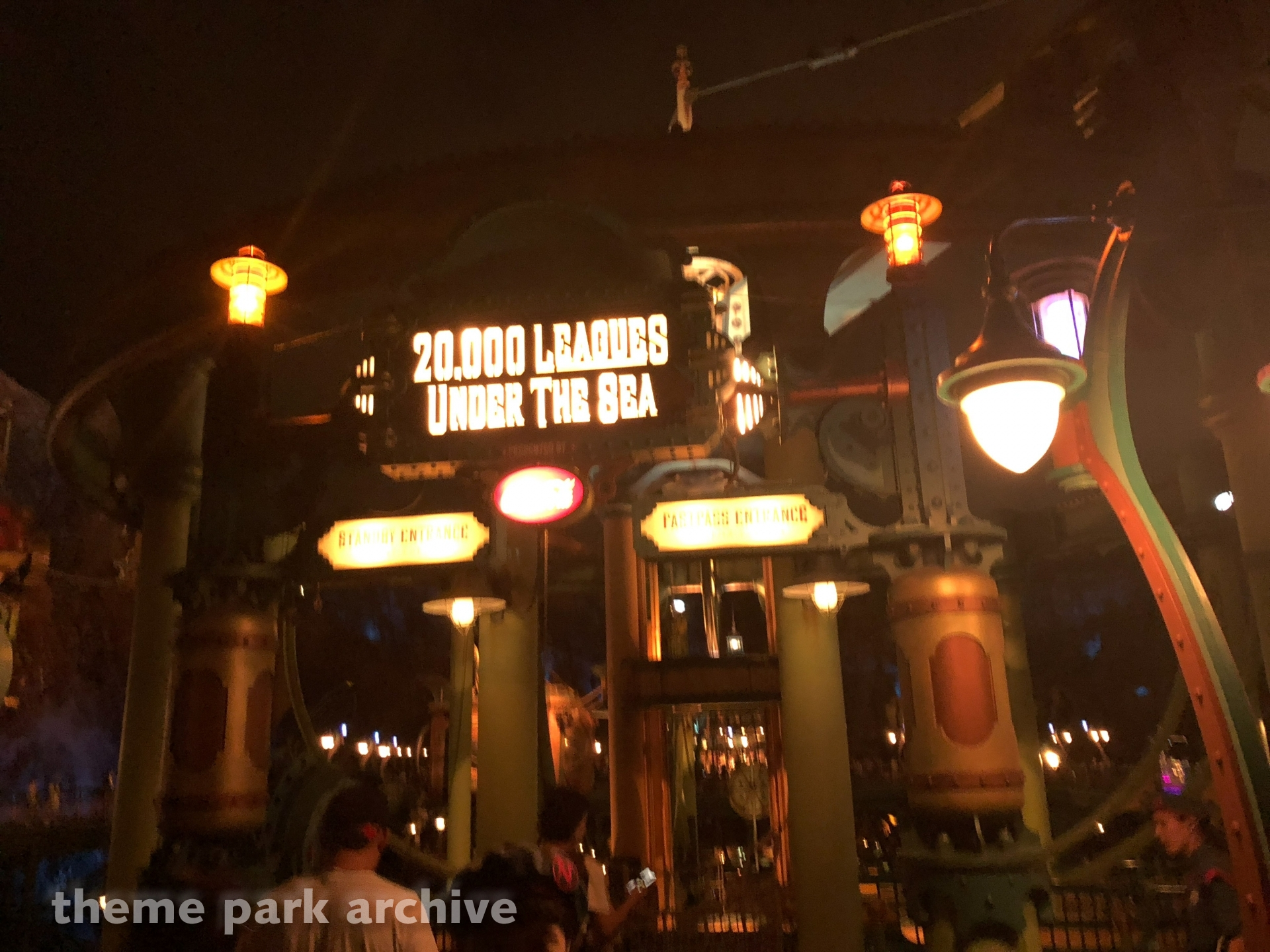 20000 Leagues Under The Sea at Tokyo DisneySea
