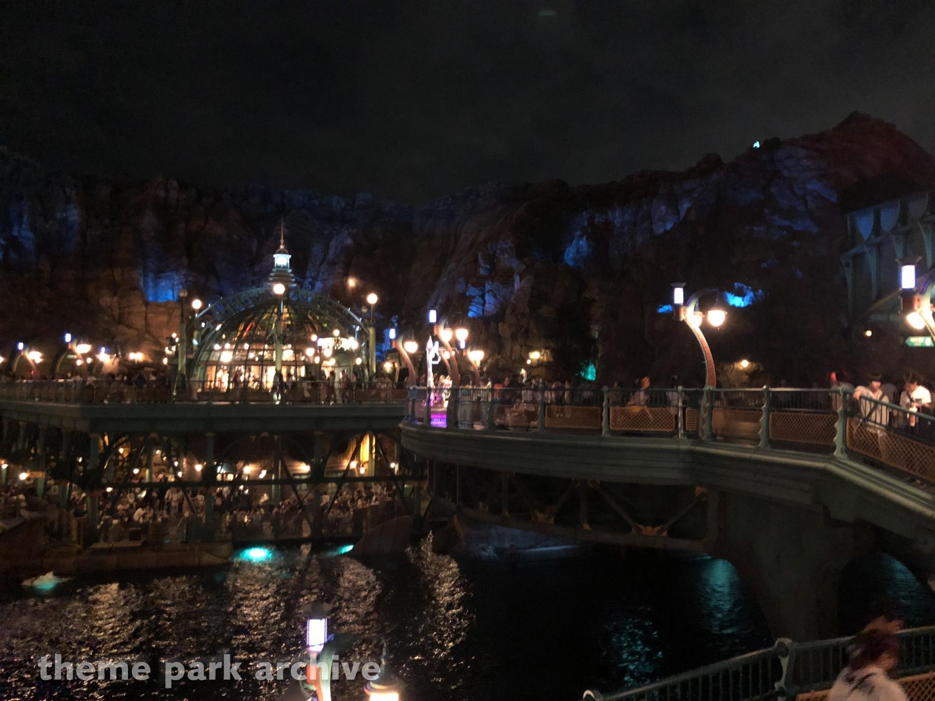 Mysterious Island at Tokyo DisneySea