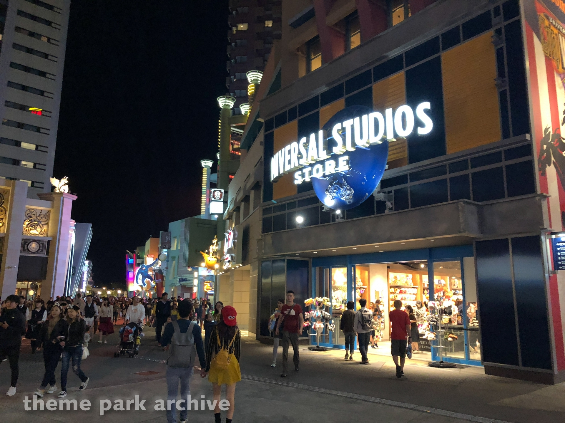 Universal City Walk Osaka 2018