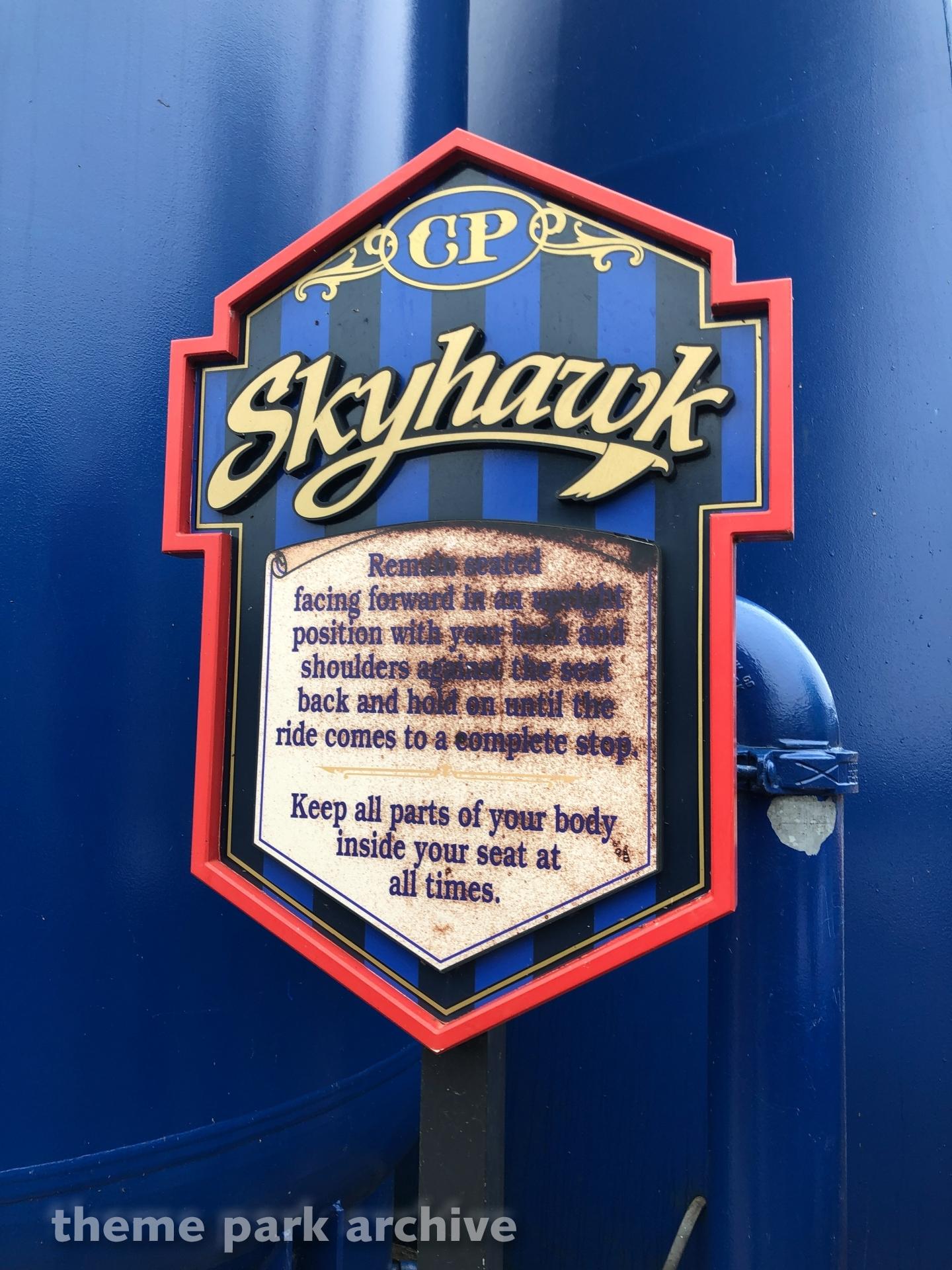 Skyhawk at Cedar Point