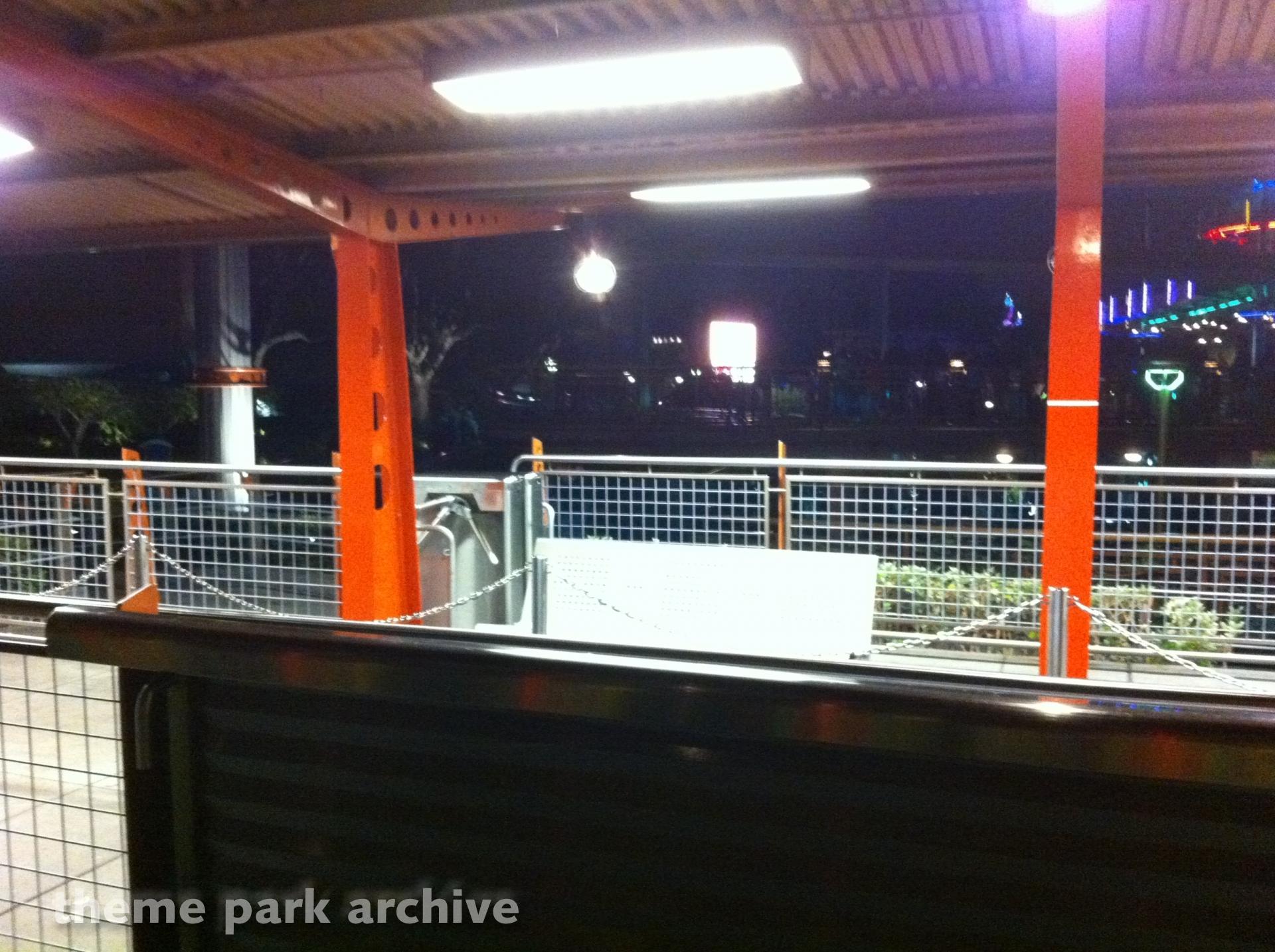 Disneyland Monorail at Disneyland