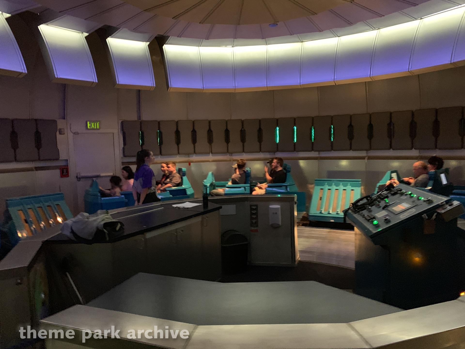 Spaceship Earth at EPCOT