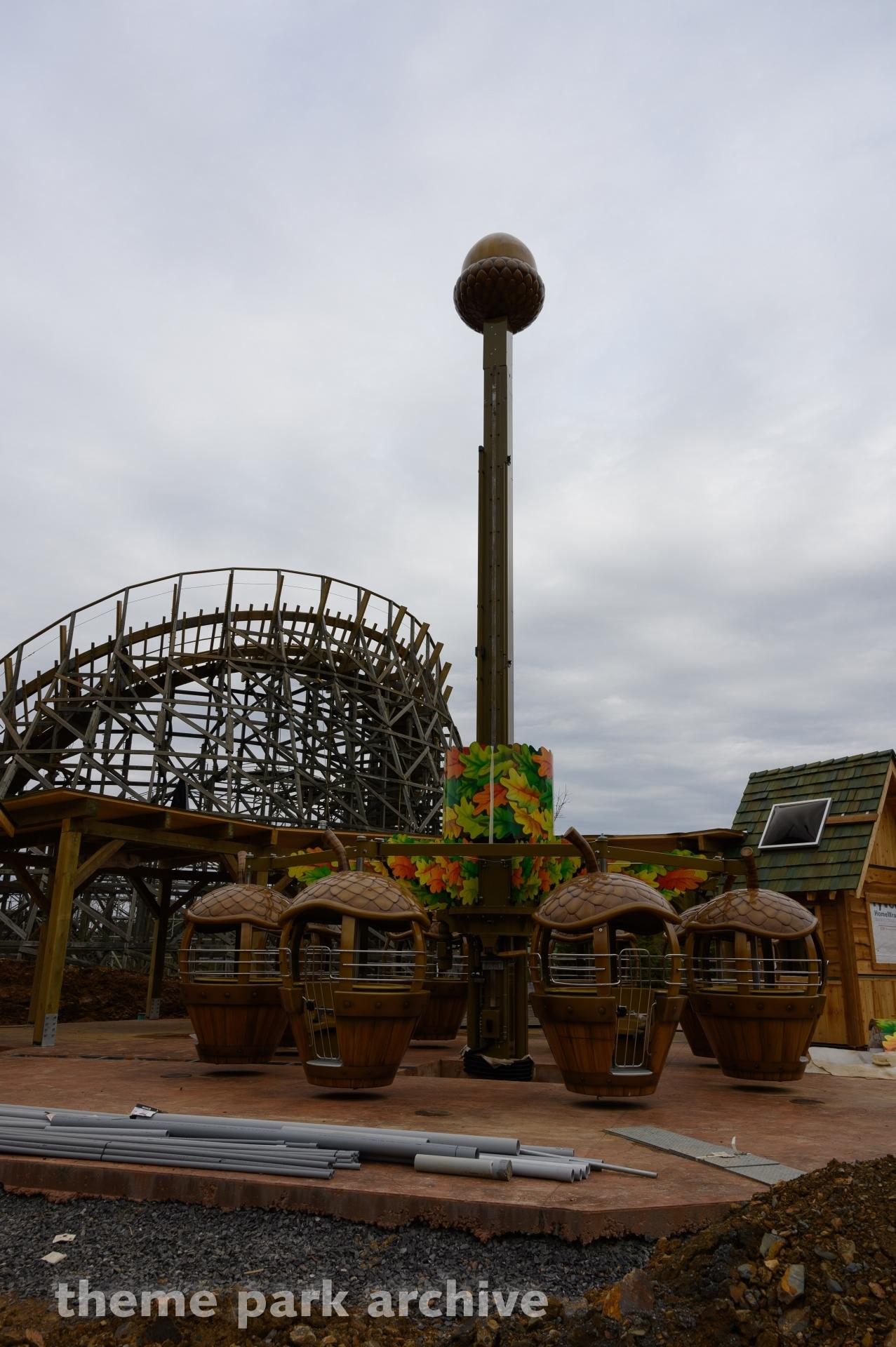 Treetop Tower at Dollywood