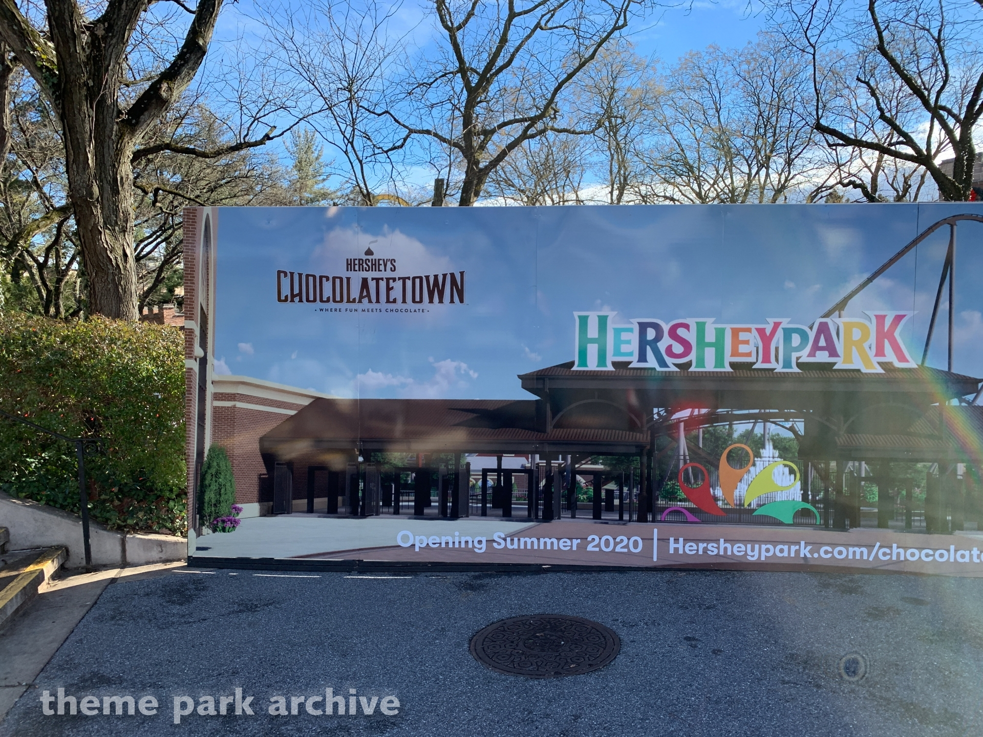 Chocolatetown at Hersheypark