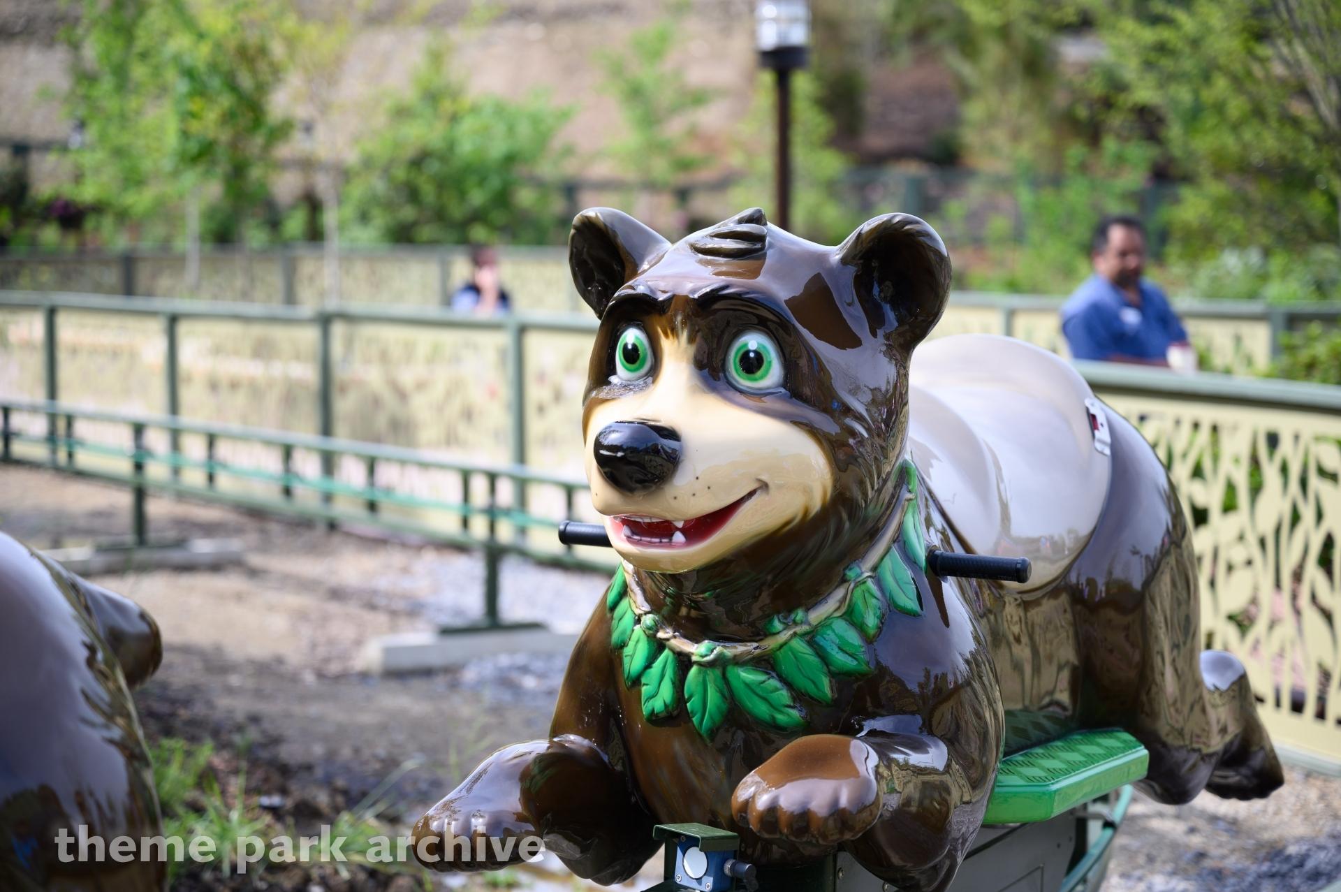 Black Bear Trail at Dollywood