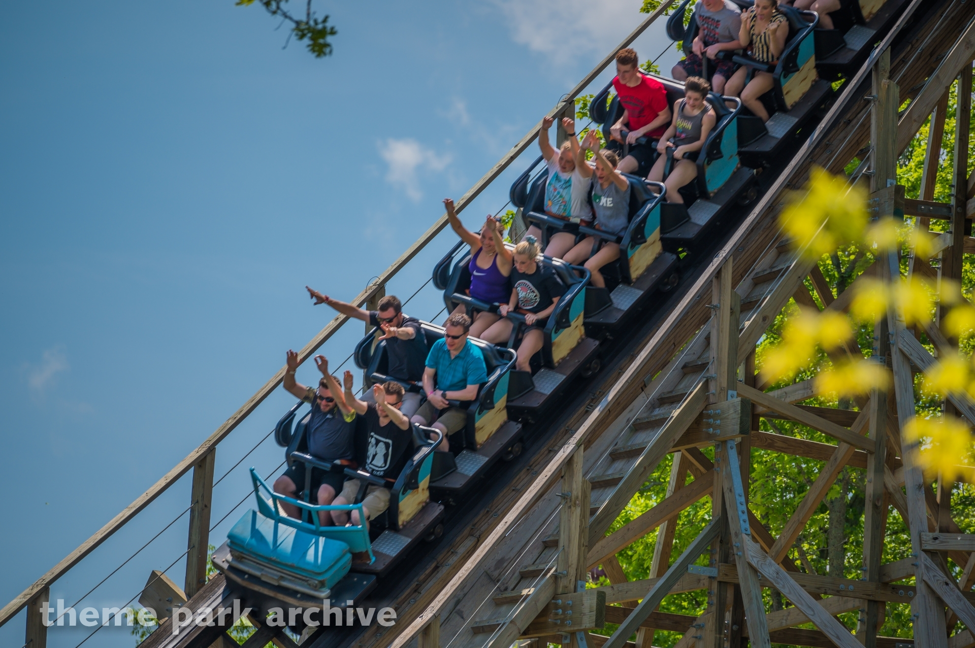 Our fifth Coasterstock | Theme Park Archive