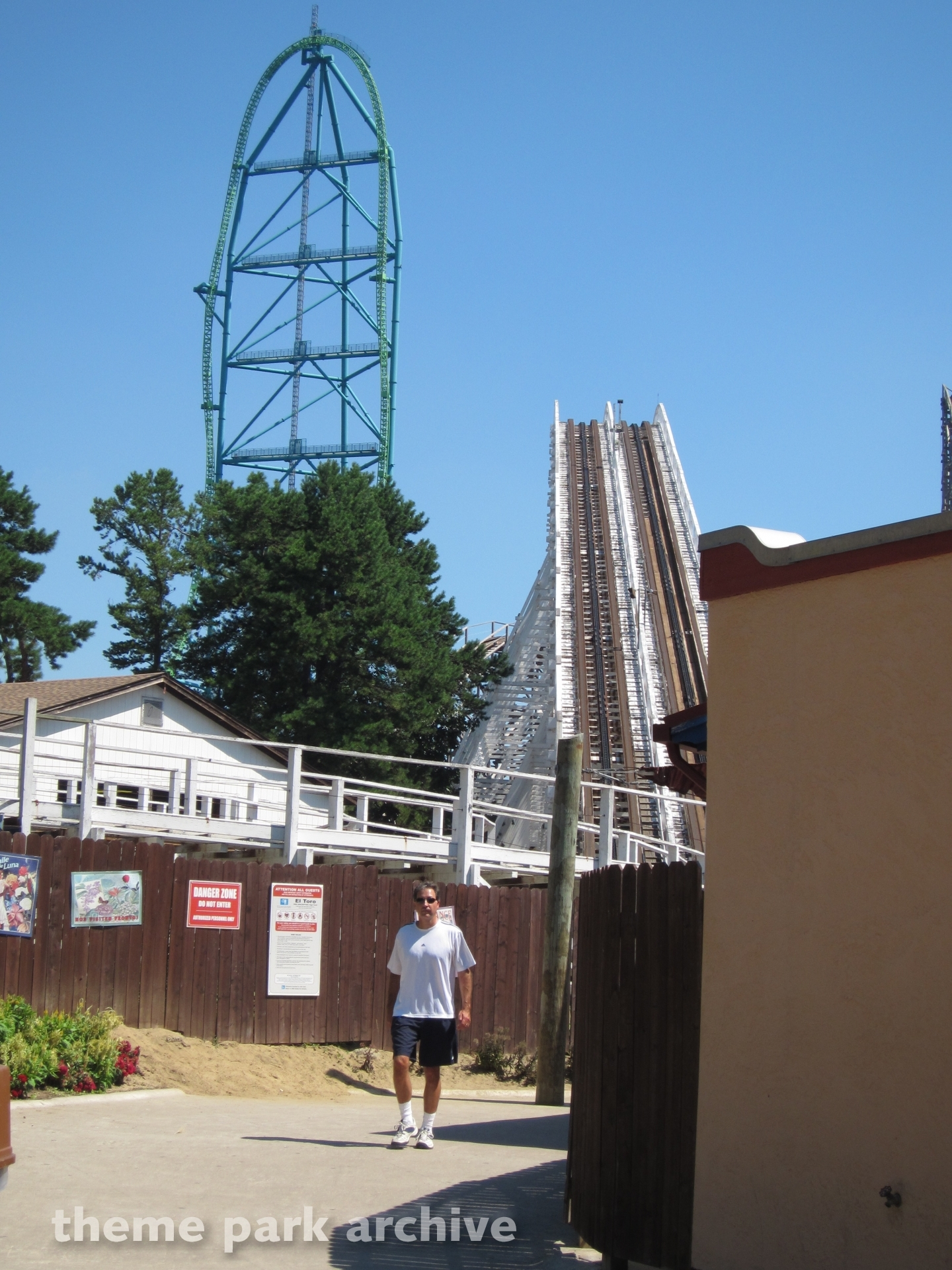 Rolling Thunder at Six Flags Great Adventure
