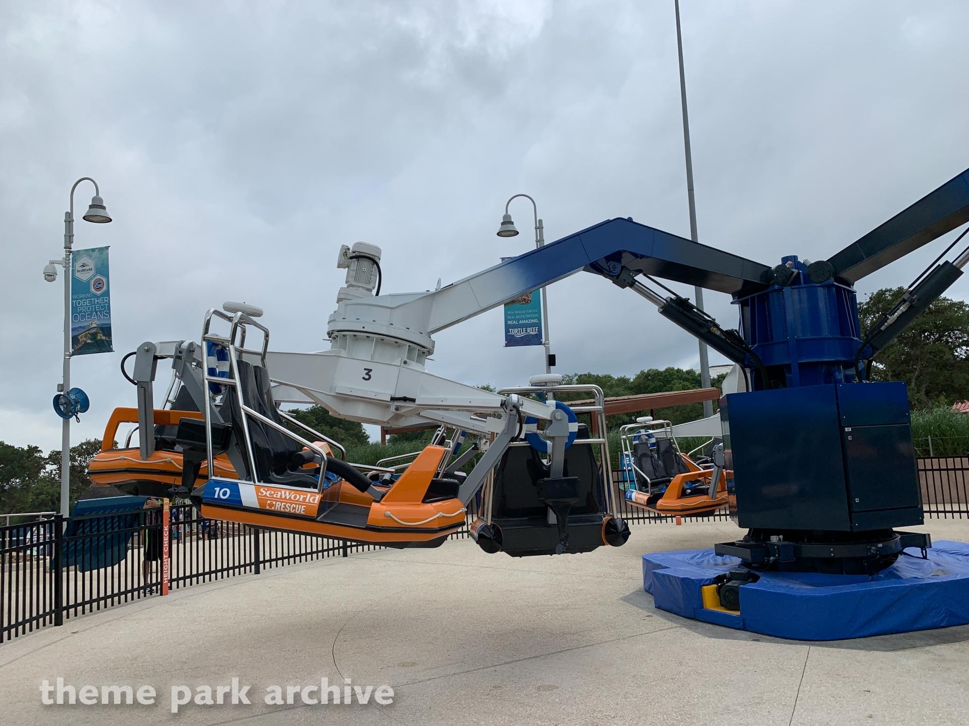 Riptide Rescue at Sea World San Antonio