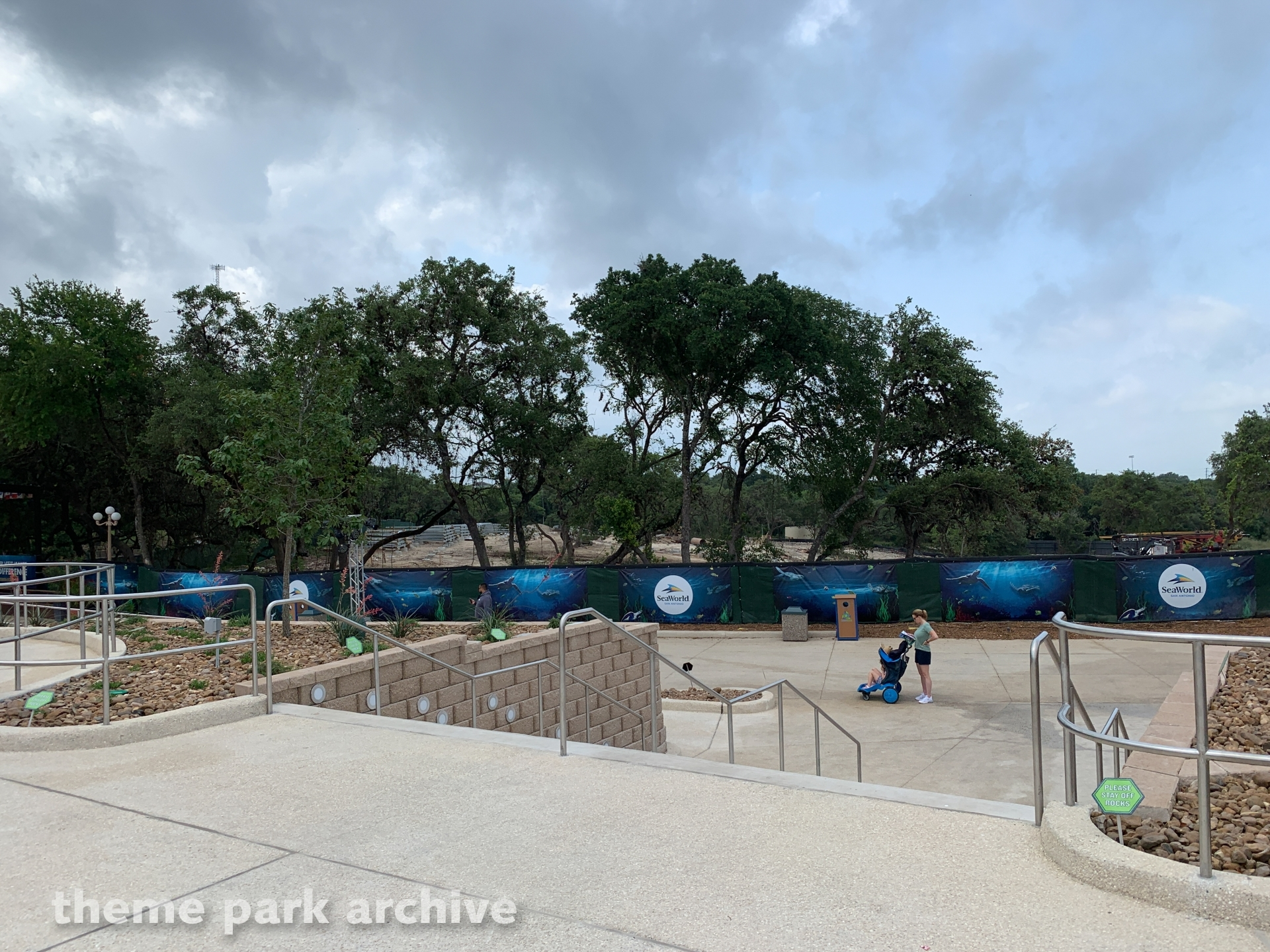 Texas Stingray at SeaWorld San Antonio