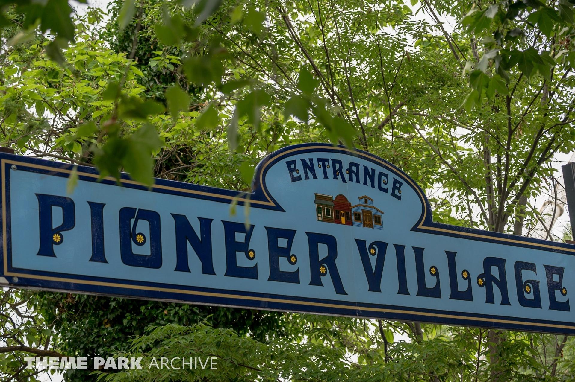 Pioneer Village at Lagoon