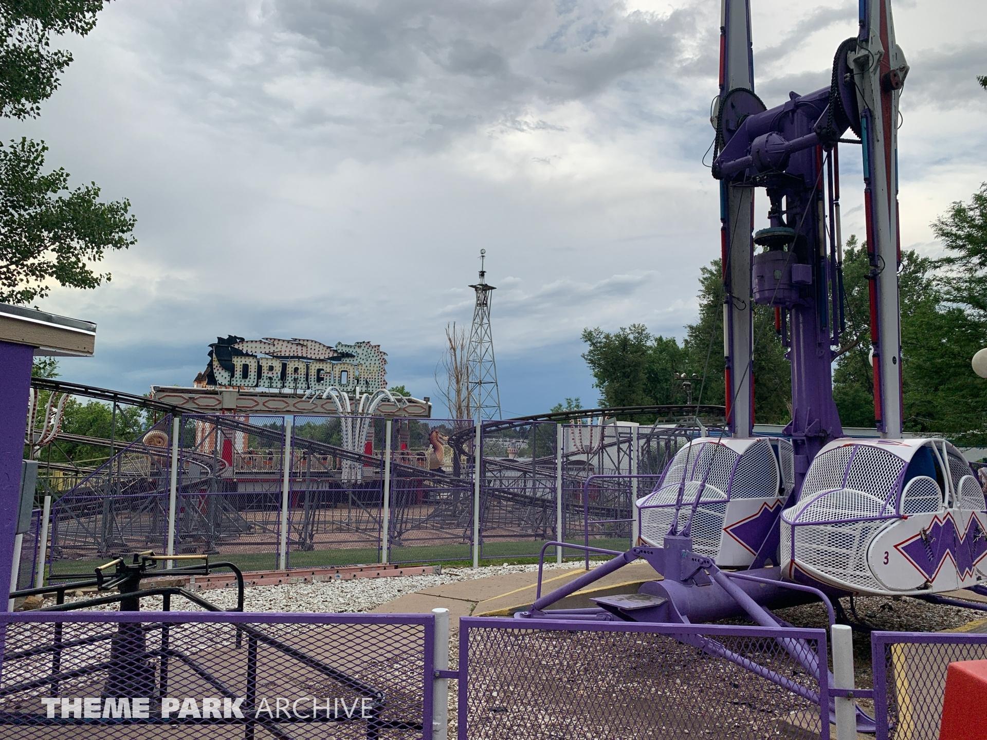 Loop O Plane at Lakeside Amusement Park