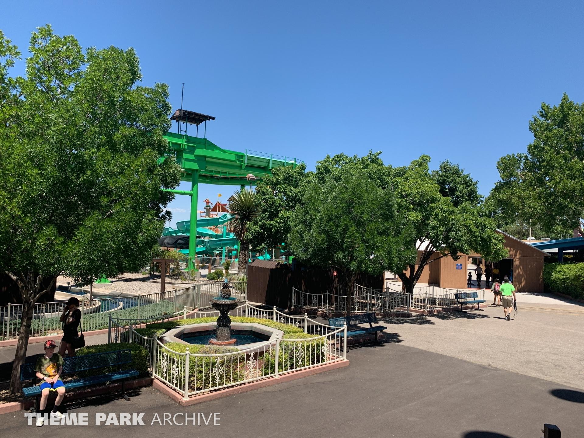 Rocky Mountain Rapids at Cliff's Amusement Park