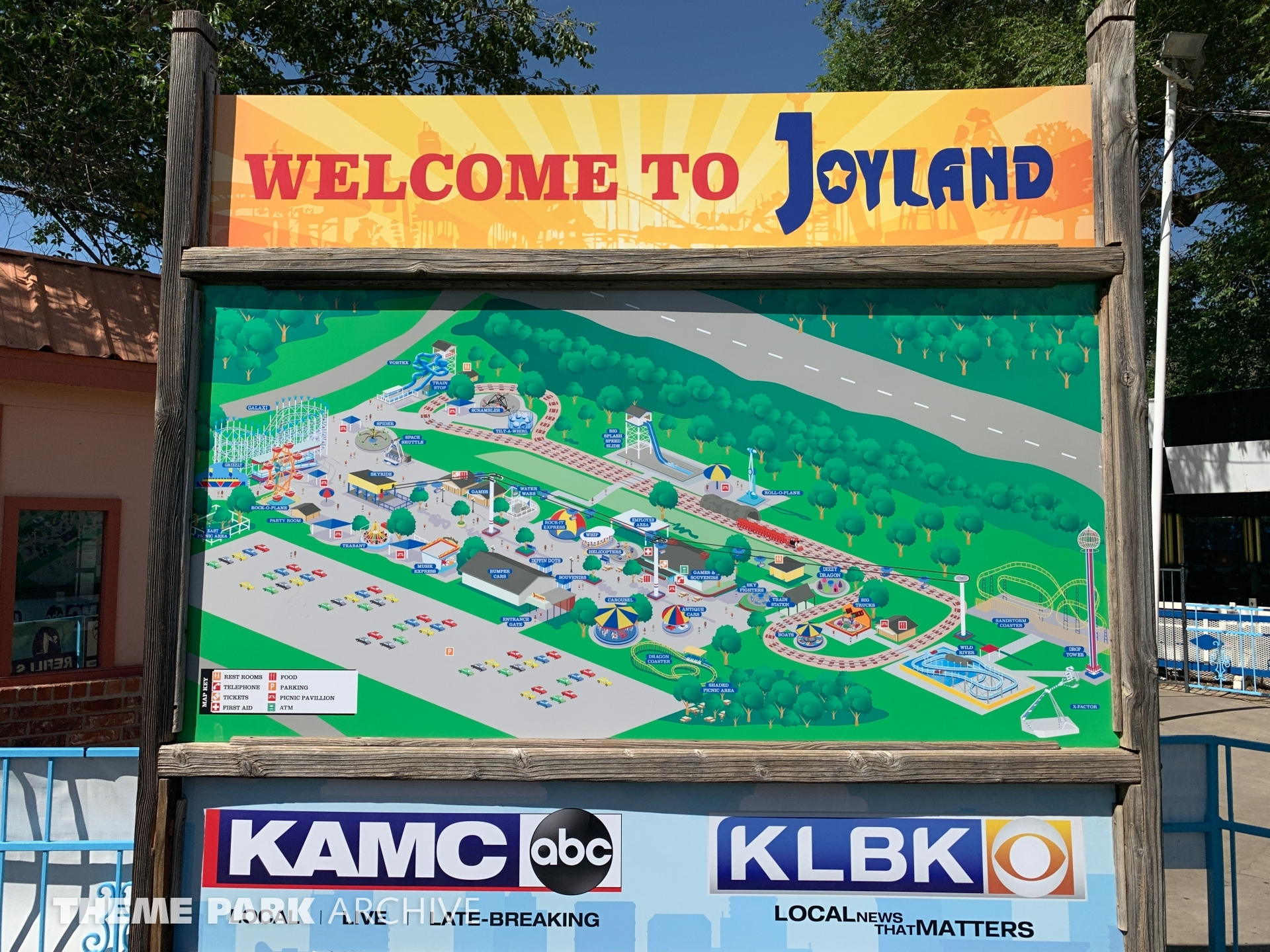 Misc at Joyland Amusement Park