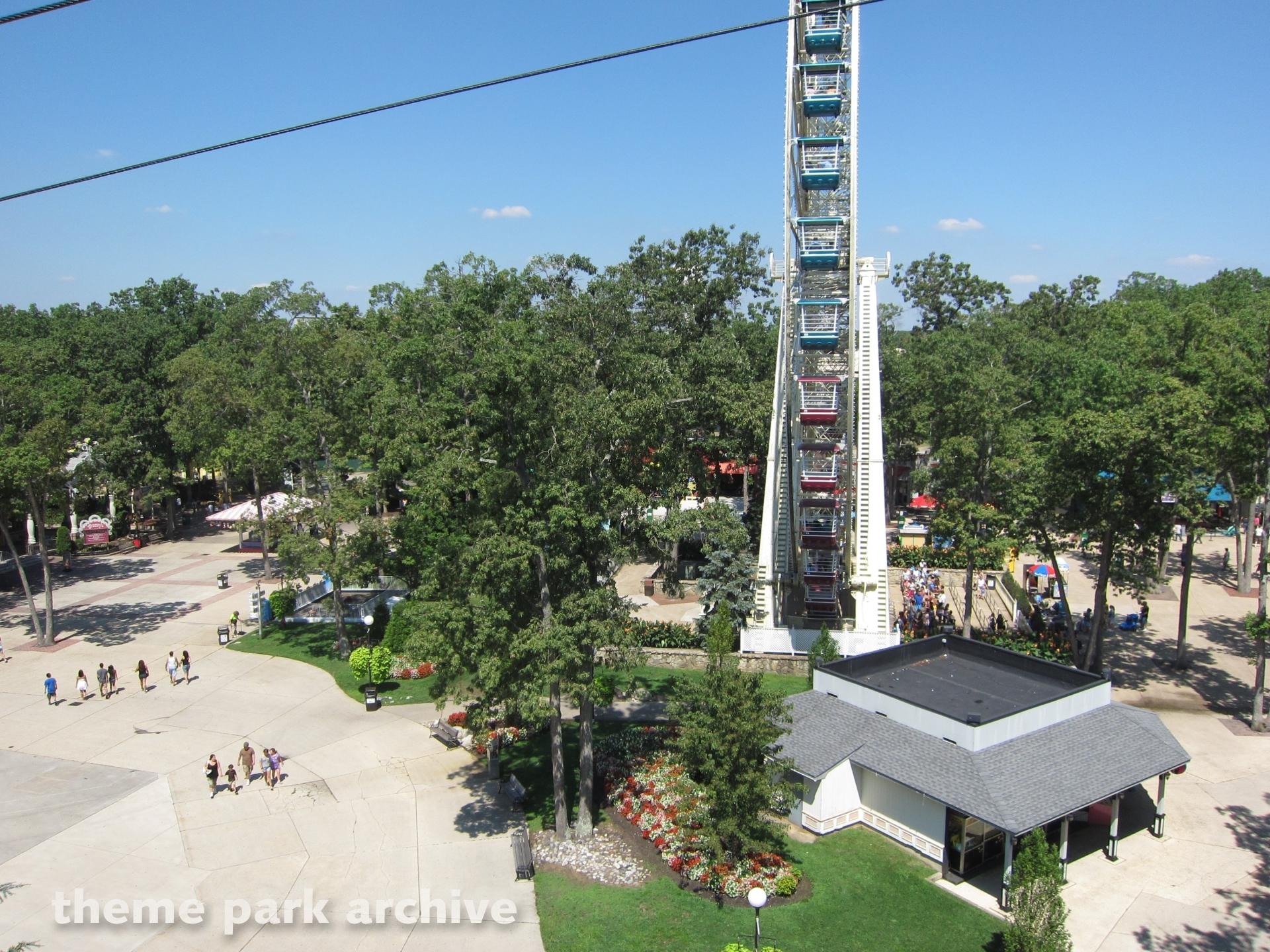 Big Wheel at Six Flags Great Adventure
