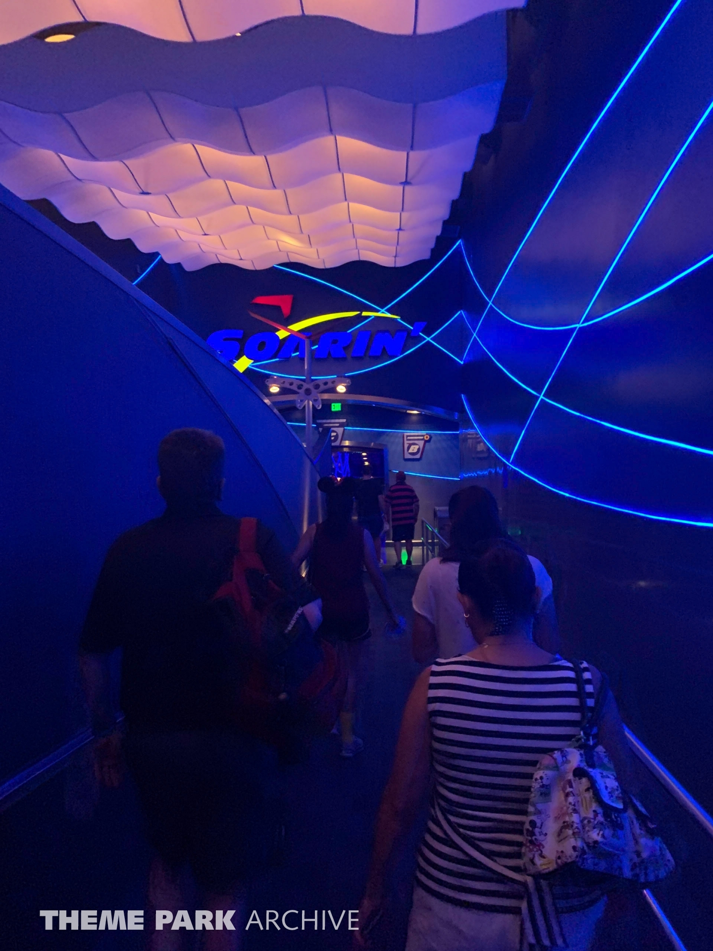 Soarin' at EPCOT