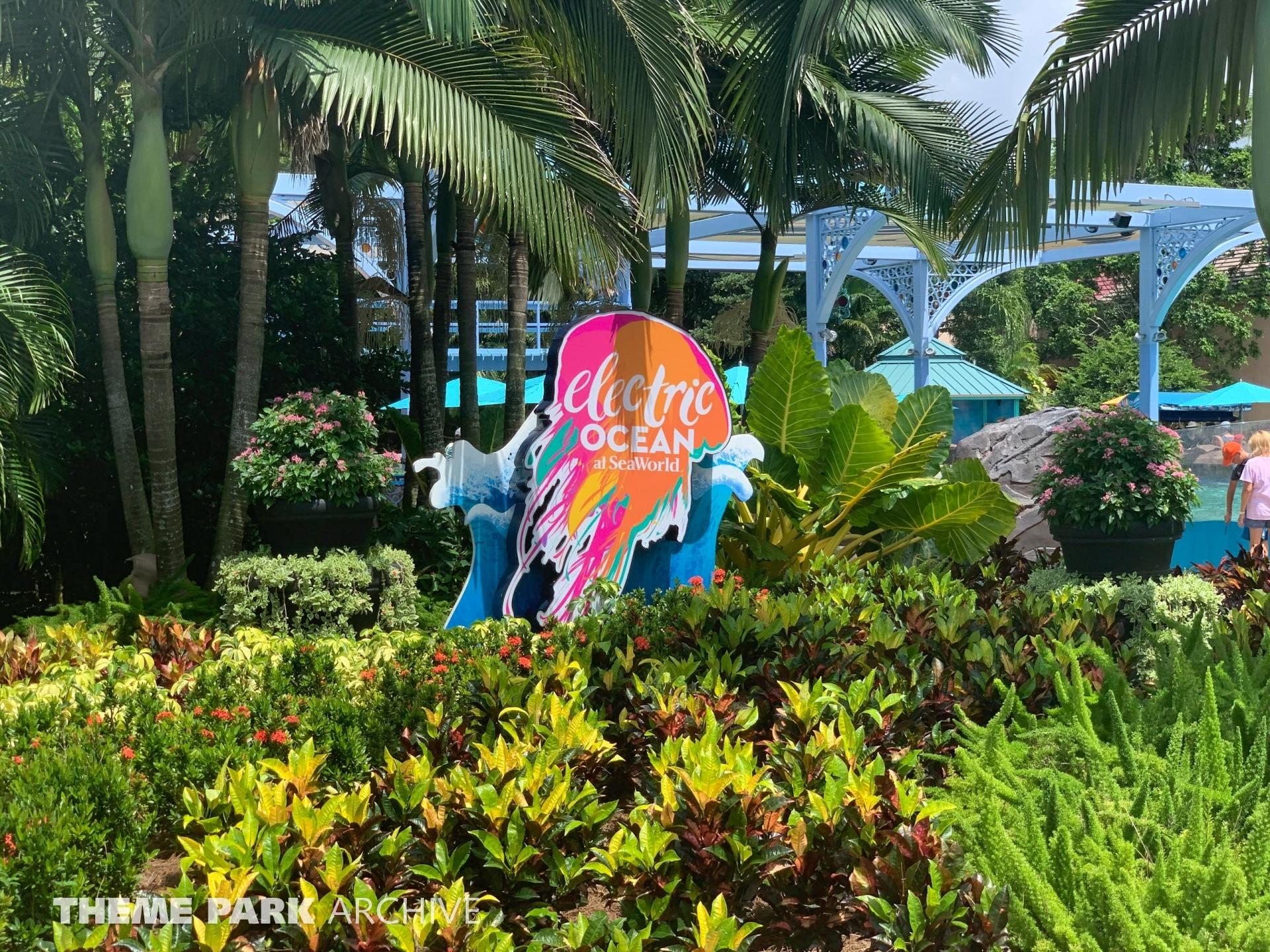 Misc. at Sea World Orlando