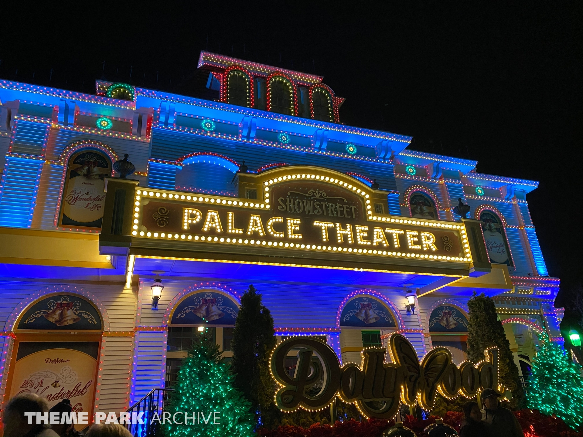 Palace Theater at Dollywood