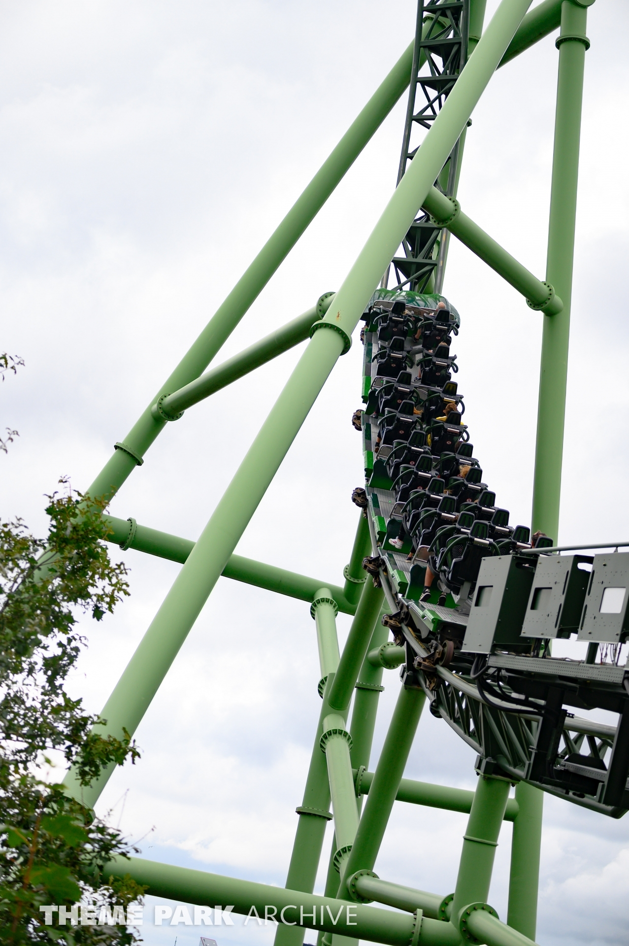 Helix at Liseberg