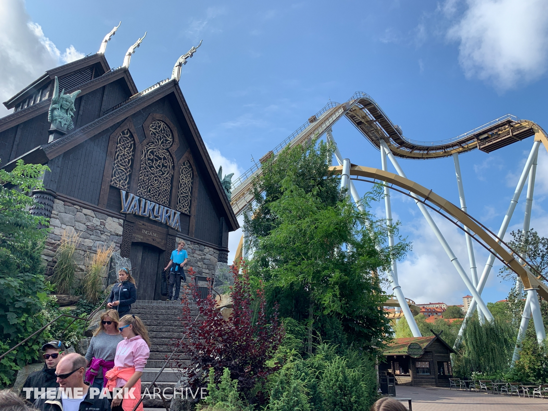 Valkyria at Liseberg