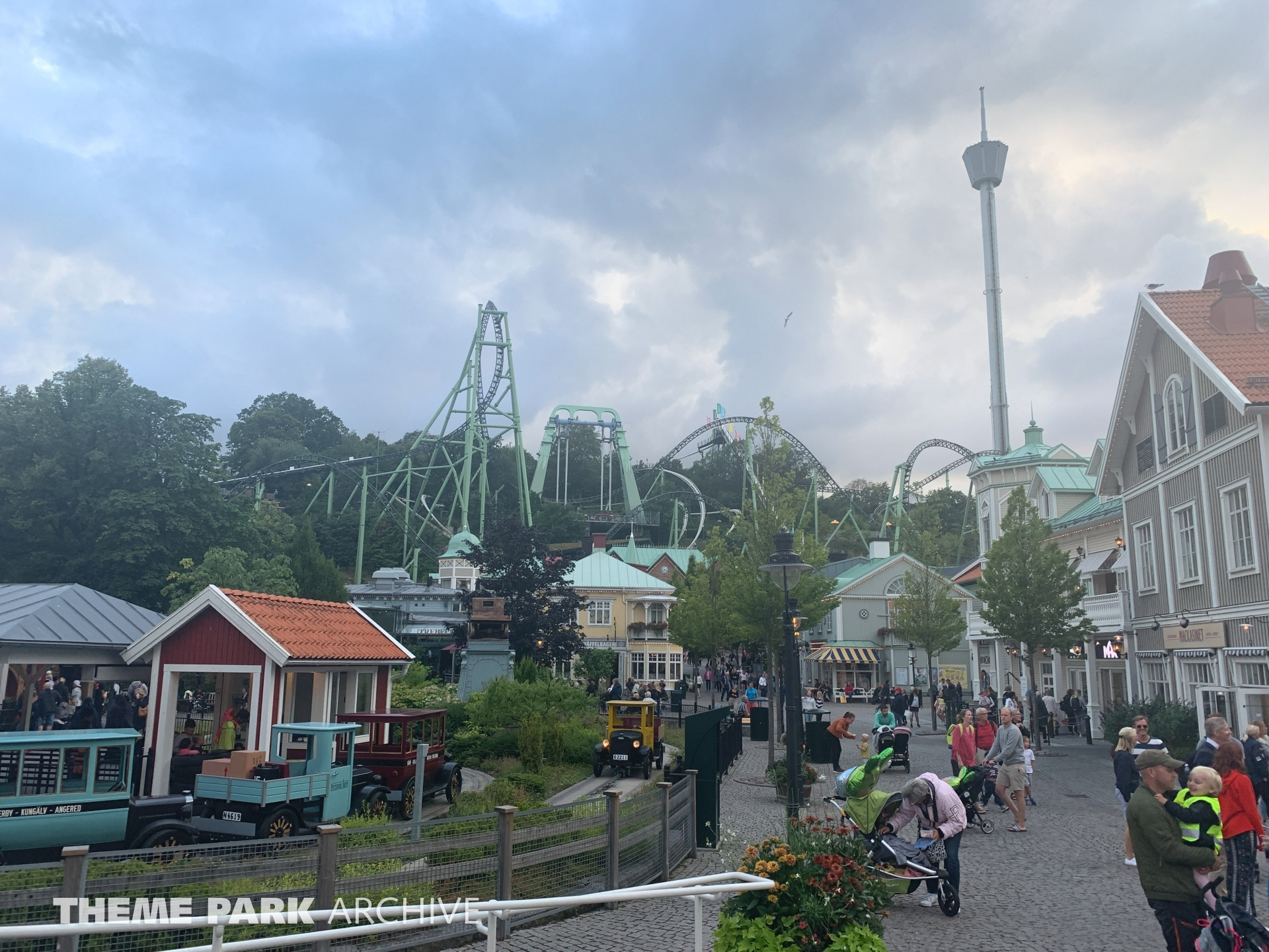 Misc at Liseberg