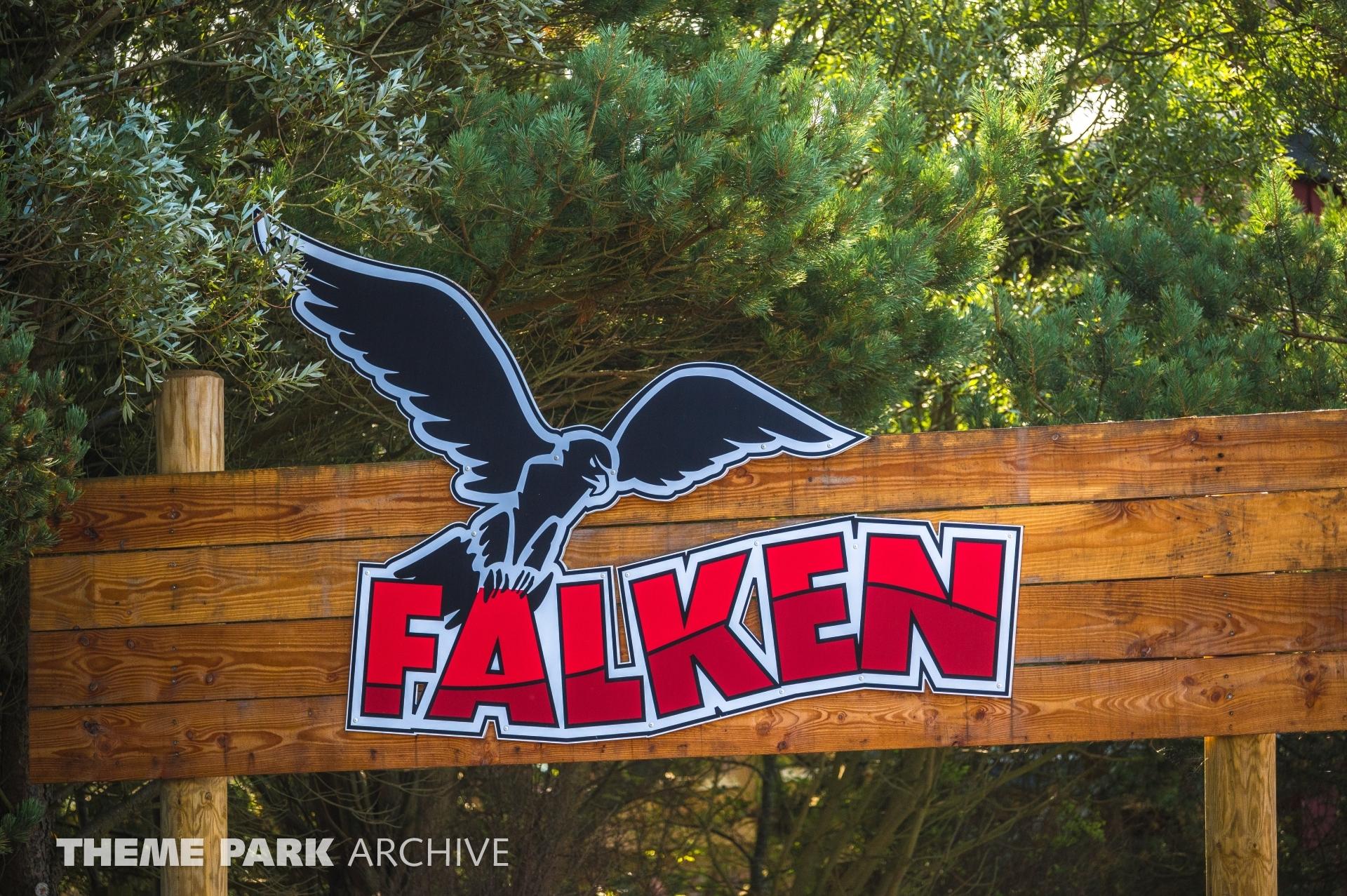 Falken at Farup Sommerland