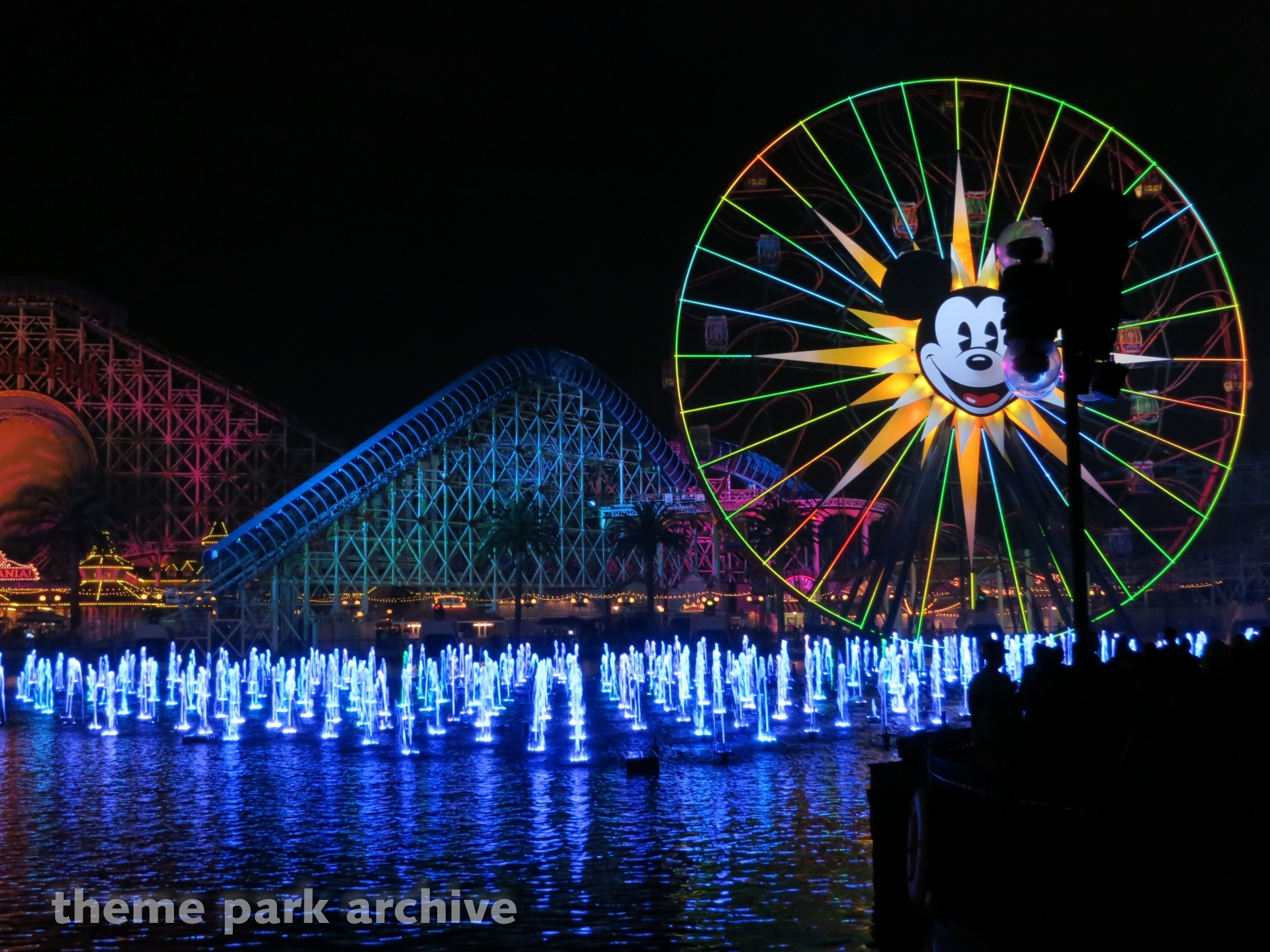 World of Color at Disney California Adventure