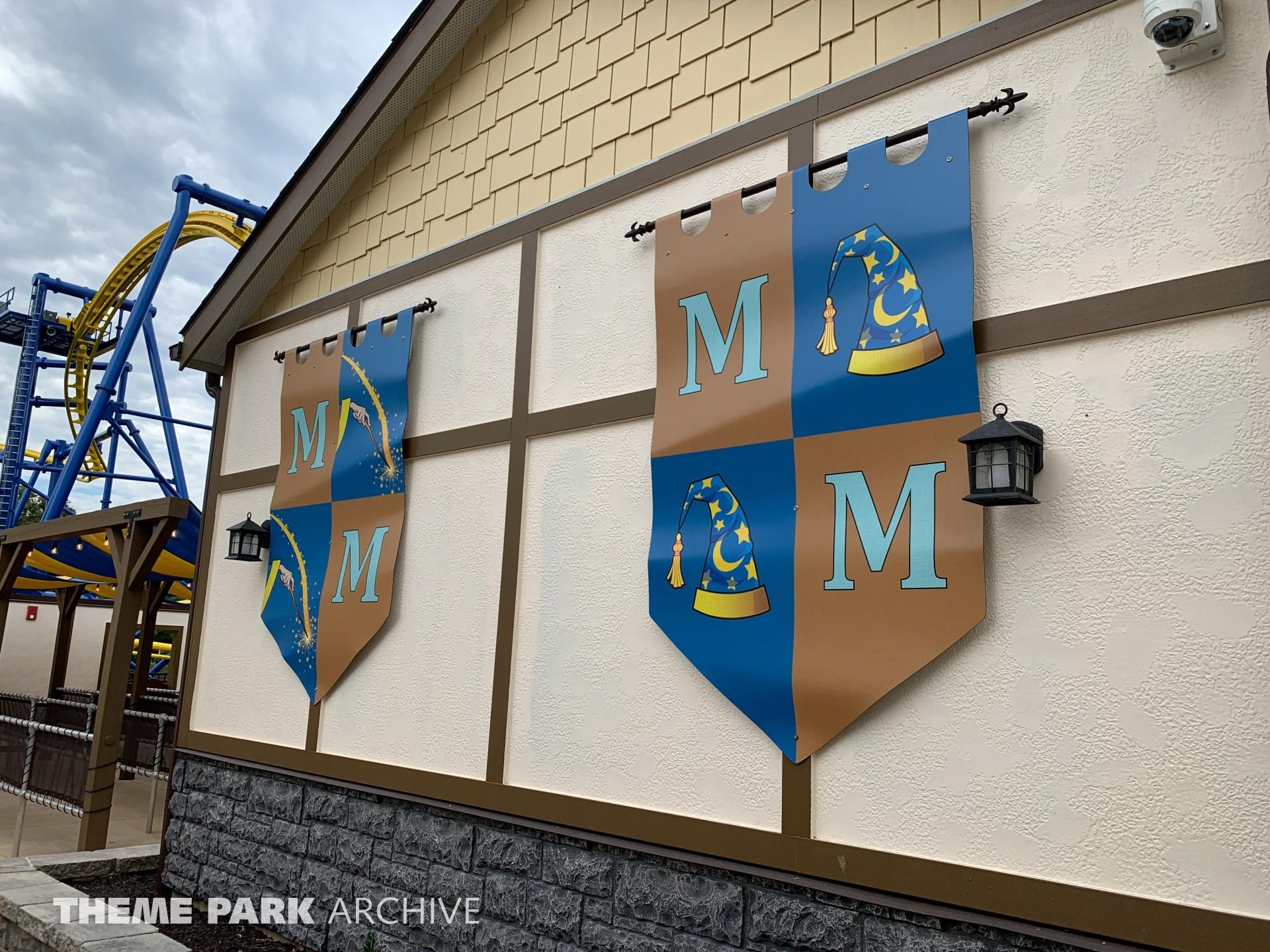 Merlin's Mayhem at Dutch Wonderland