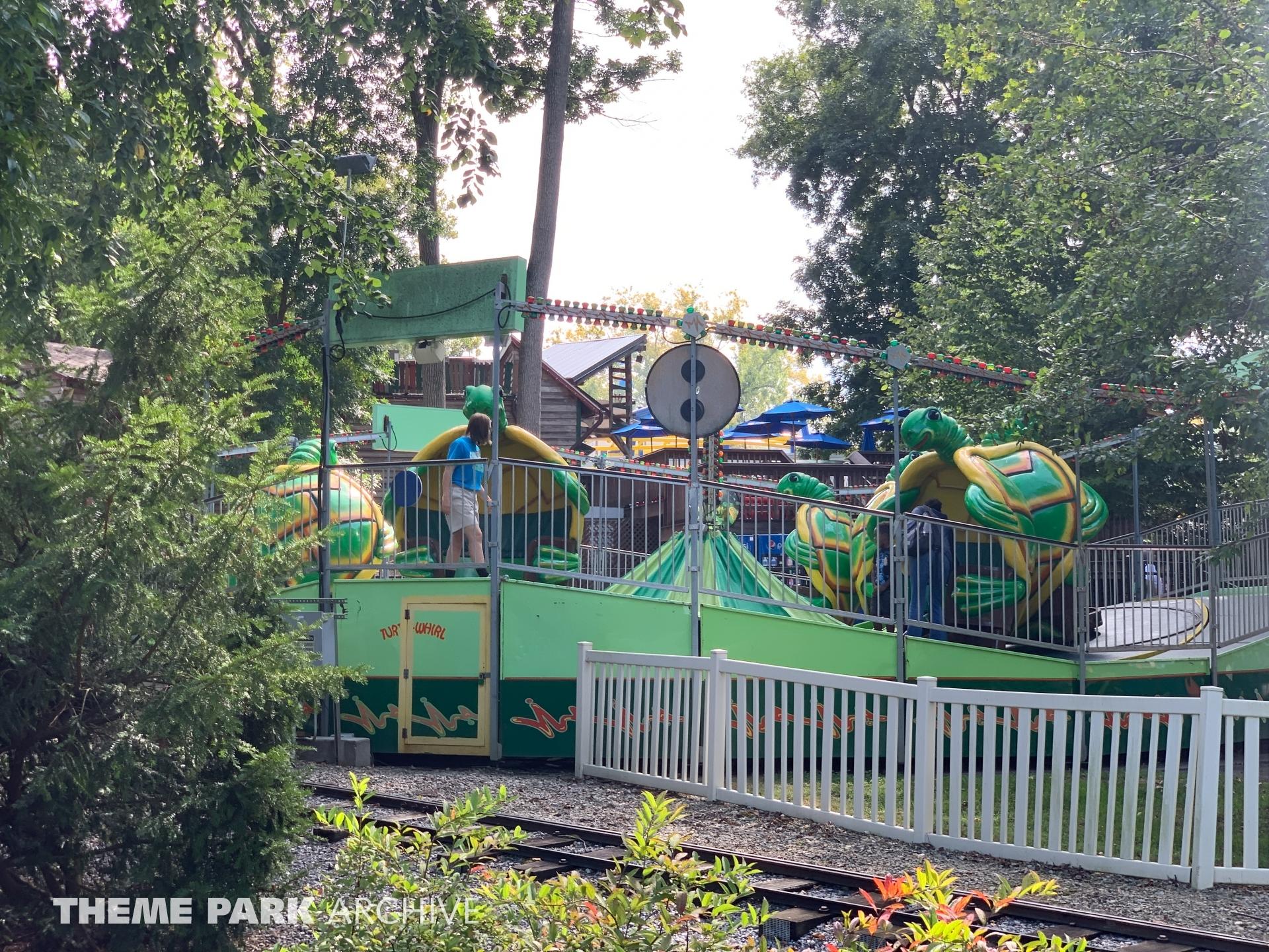 Turtle Whirl at Dutch Wonderland