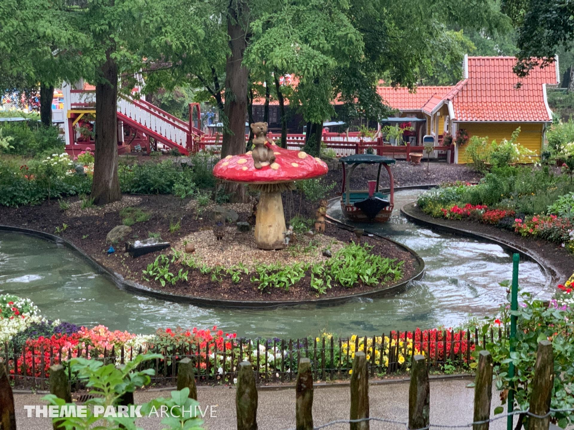 Blumenmeer Bootsfahrt at Hansa Park