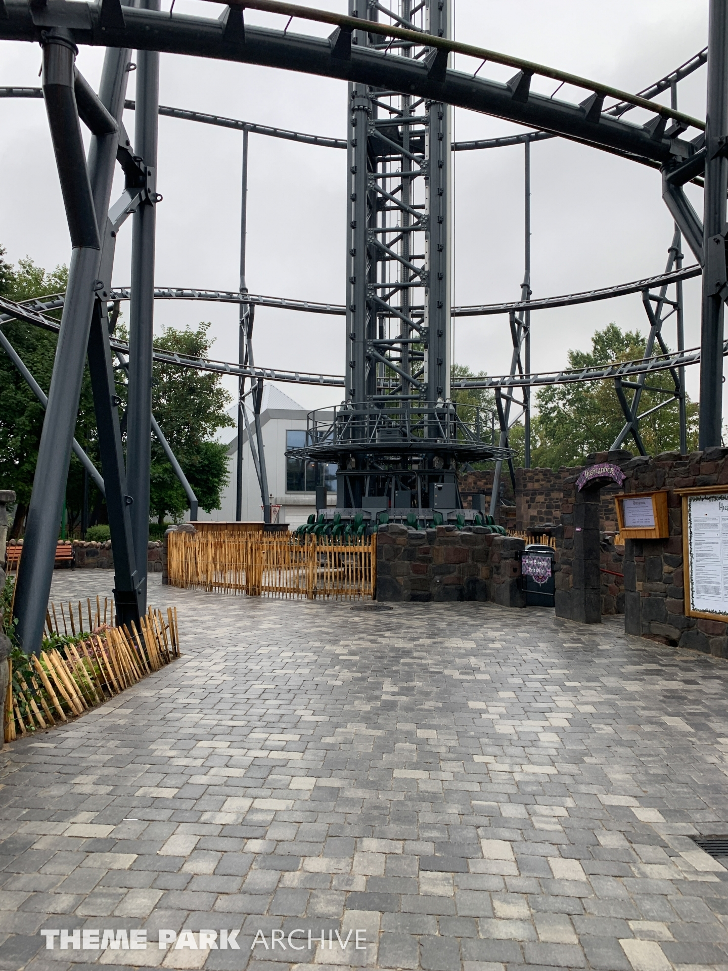Highlander at Hansa Park