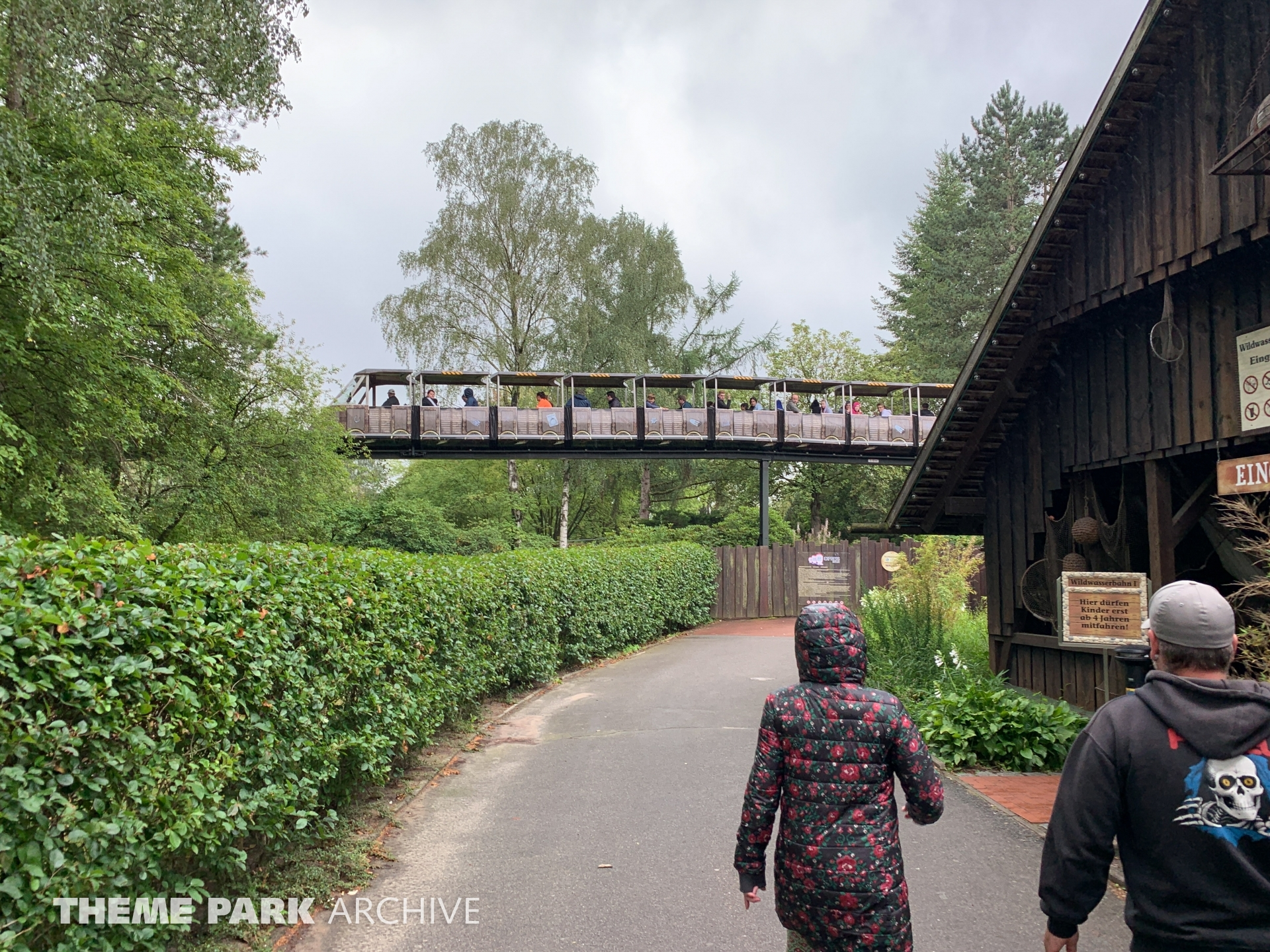 Panoramabahn at Heide Park