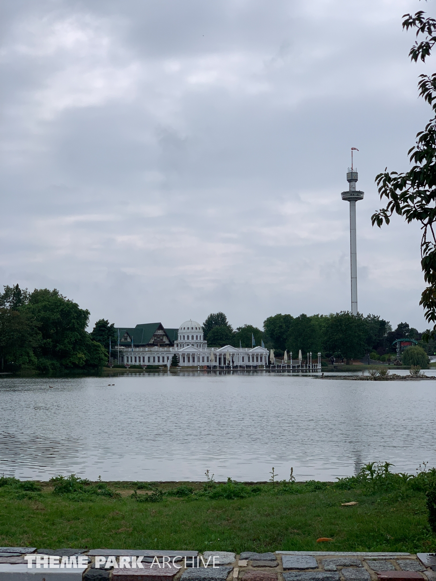 Panoramaturm at Heide Park