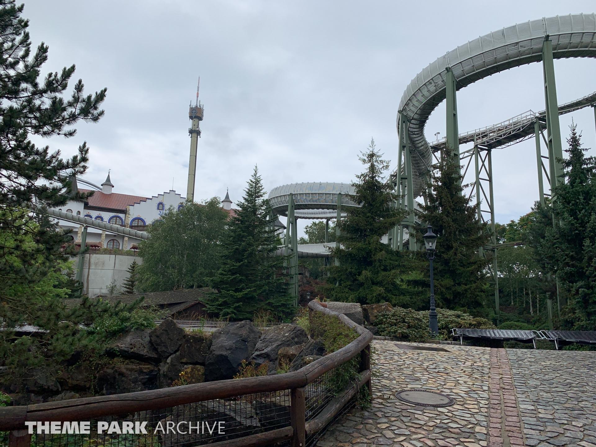 Bobbahn at Heide Park