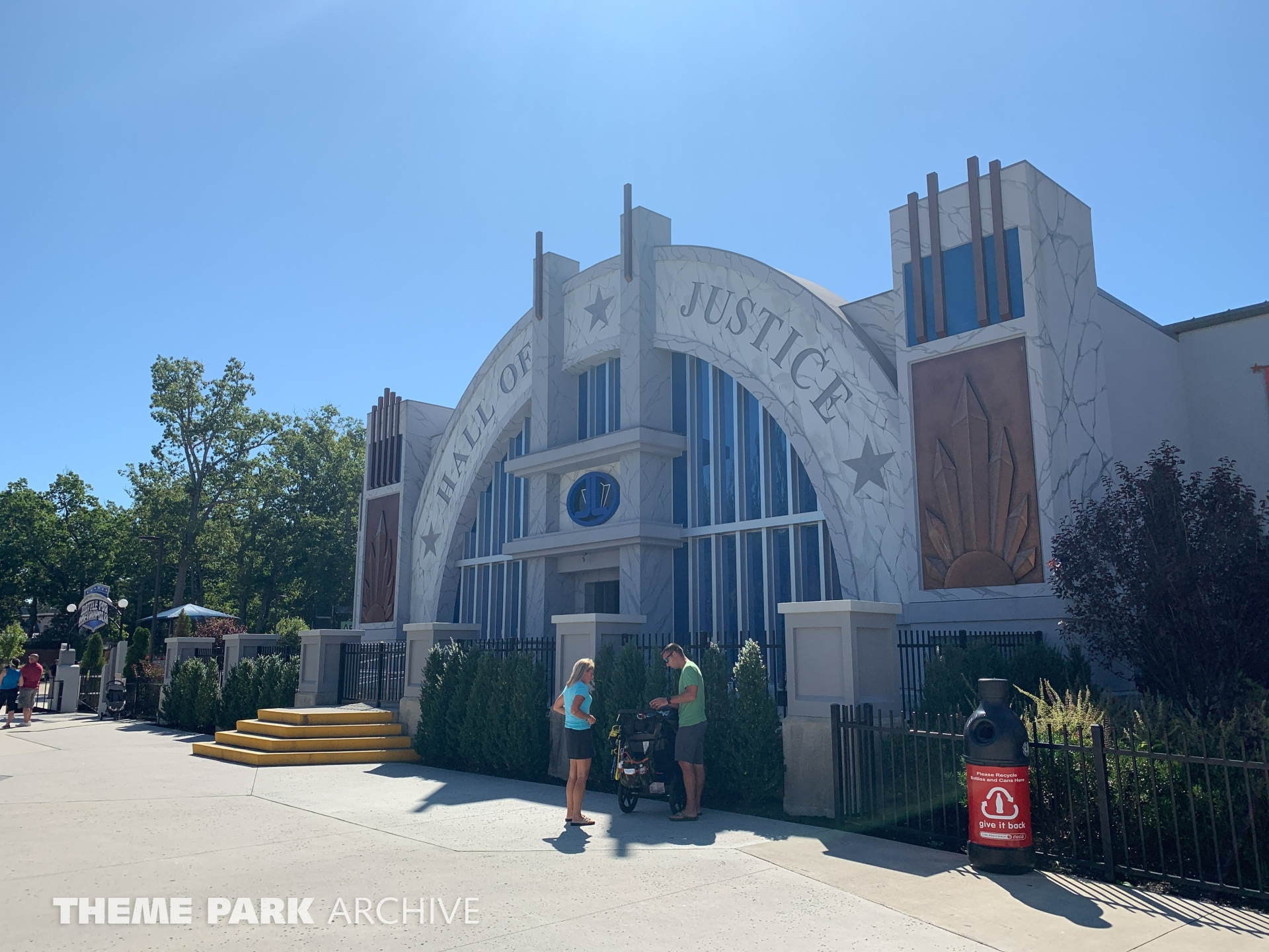 Justice League: Battle For Metropolis at Six Flags Great Adventure