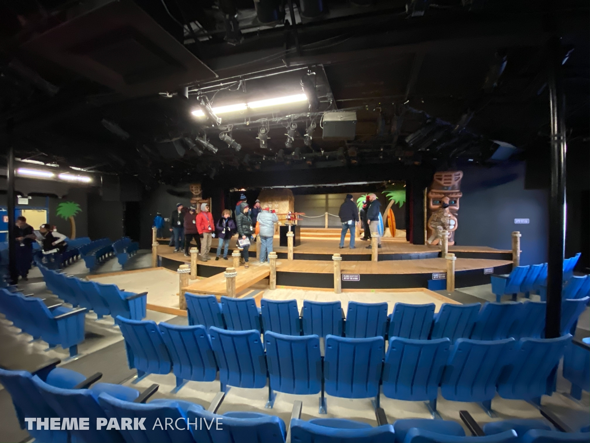 Jack Aldrich Theatre at Cedar Point