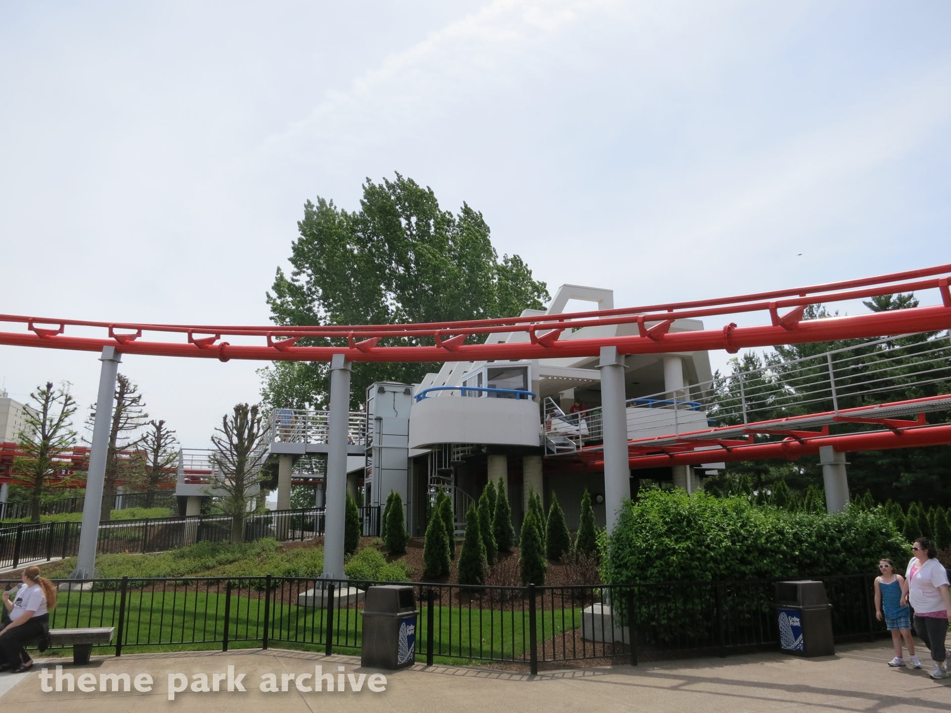 Magnum XL 200 at Cedar Point