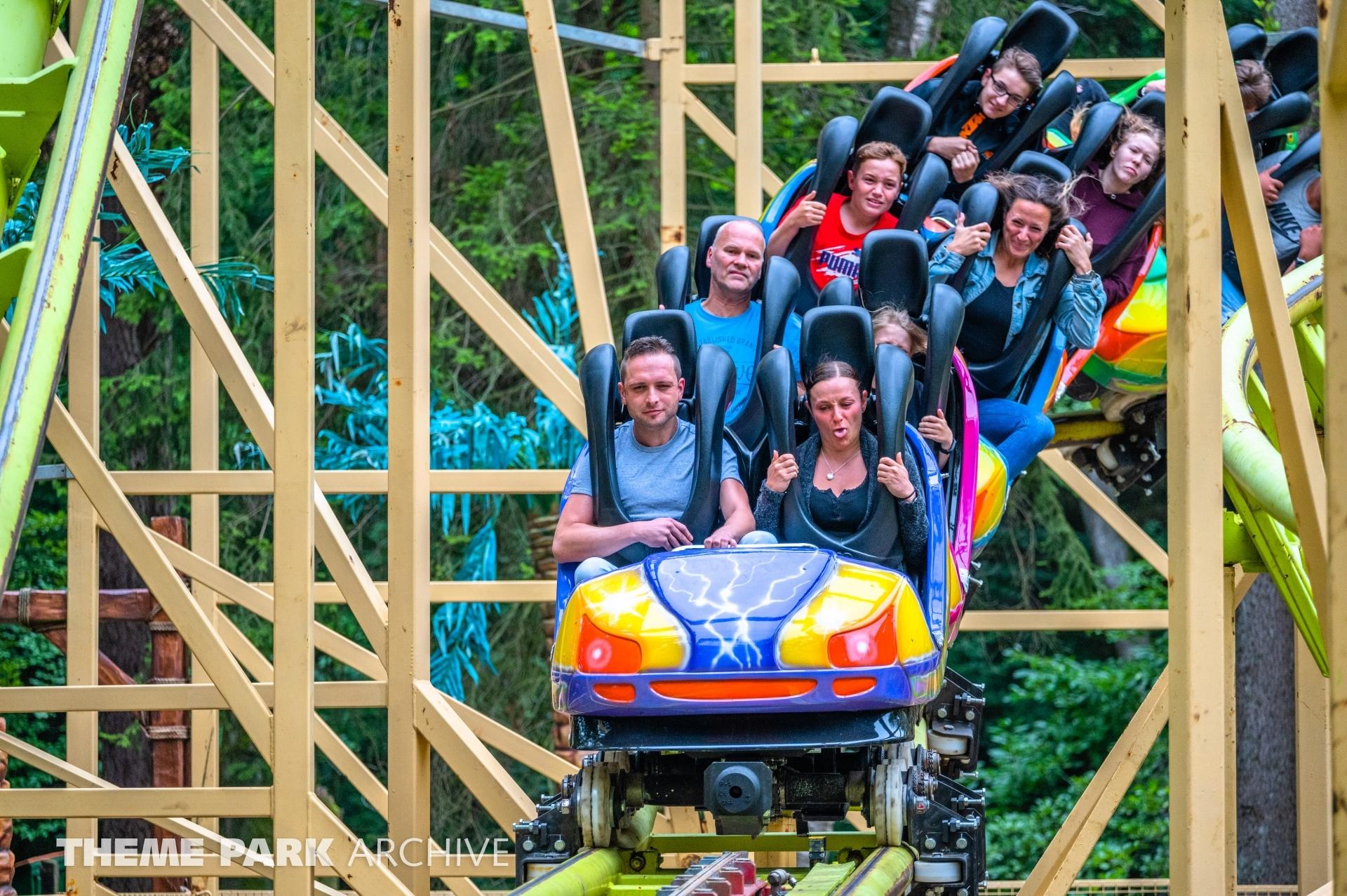 Cobra Coaster at Freizeit Land Geiselwind