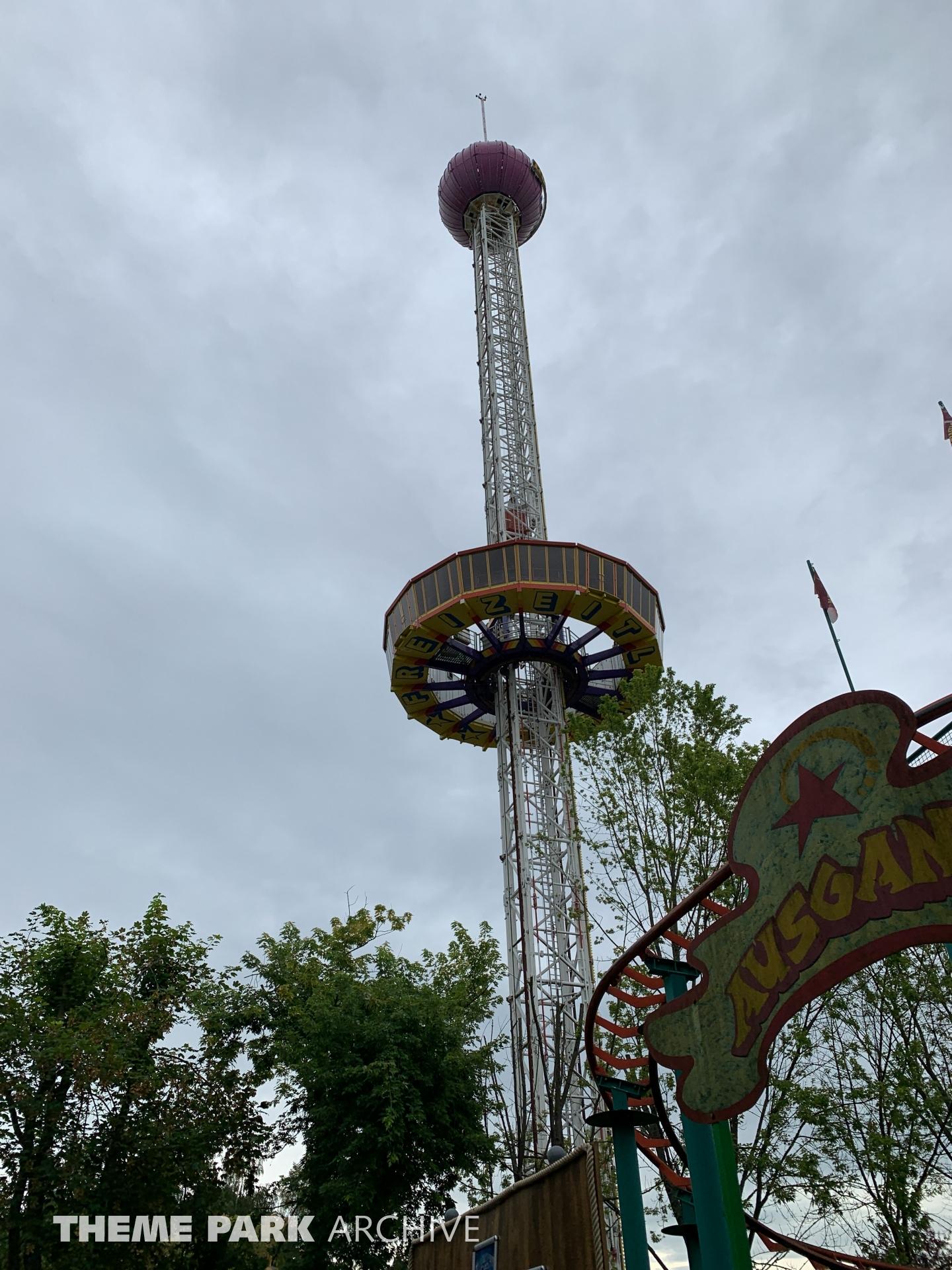 Top of the World at Freizeit Land Geiselwind