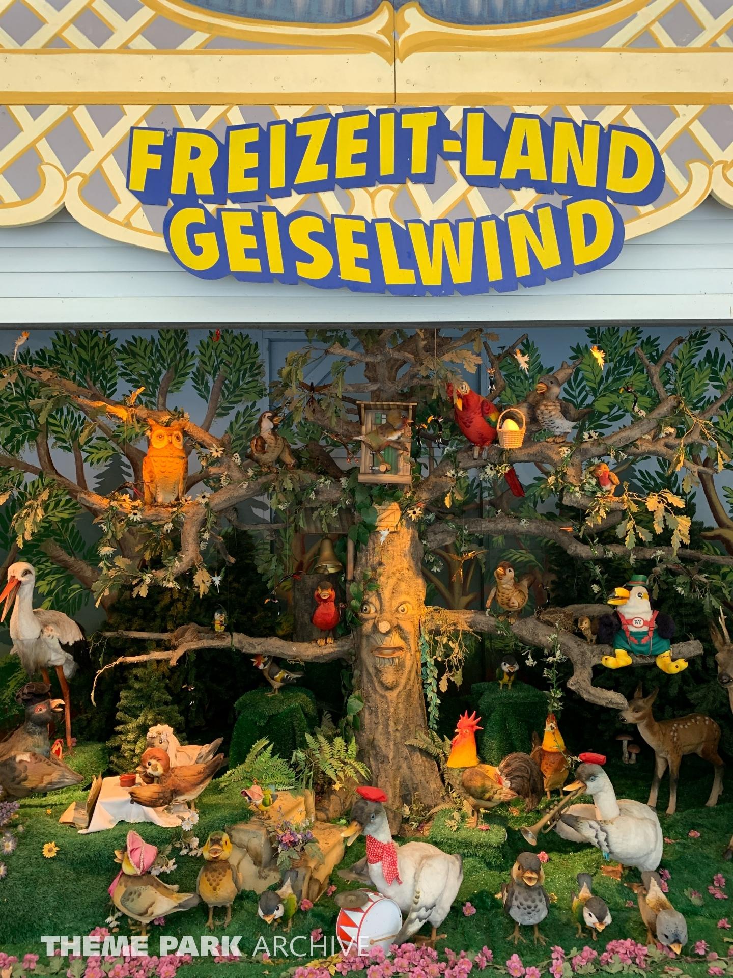 Vogelhochzeit at Freizeit Land Geiselwind