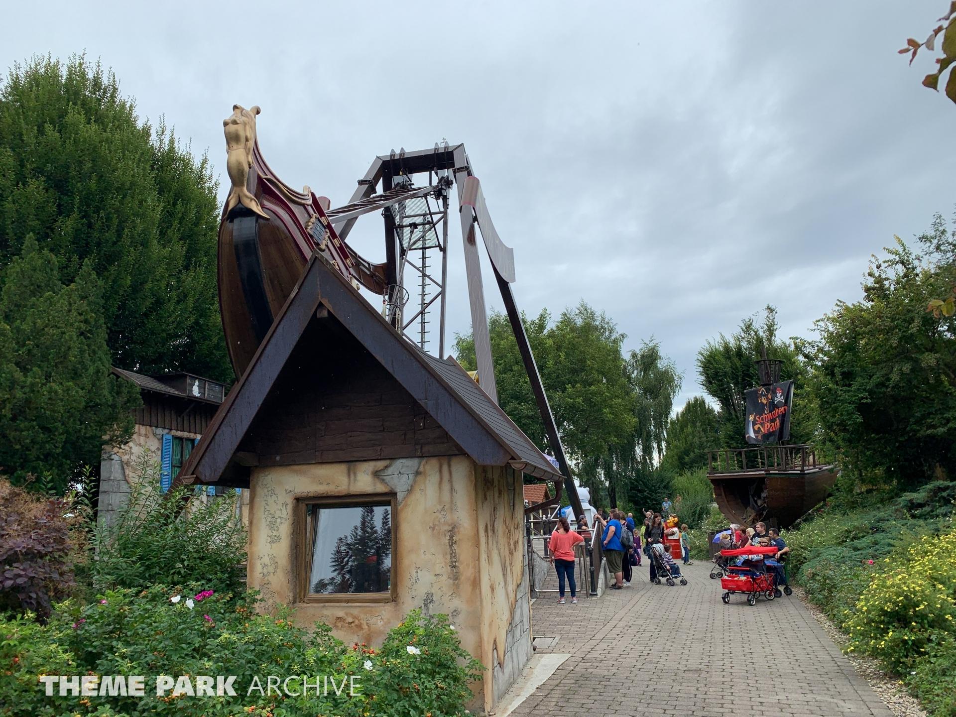 Santa Lore at Schwaben Park